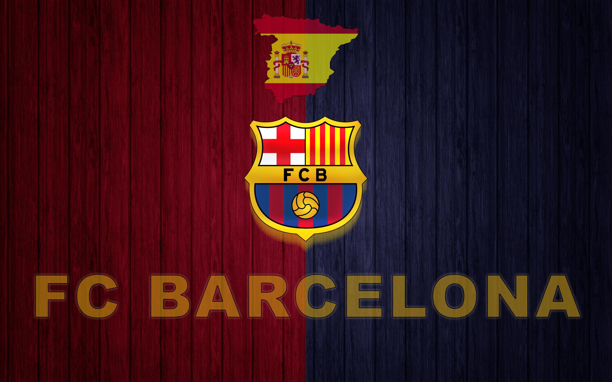 FC Barcelona Logo. Wallpaper ...