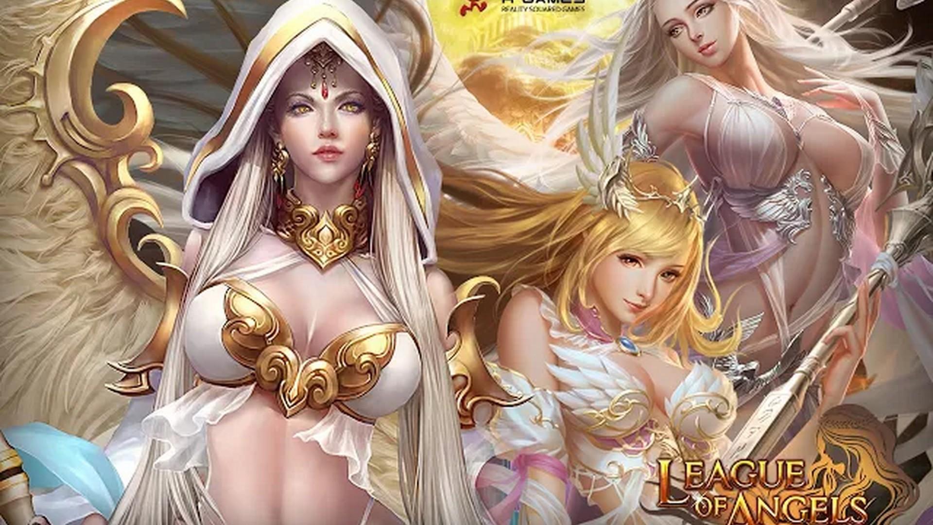 league of angels 2 login