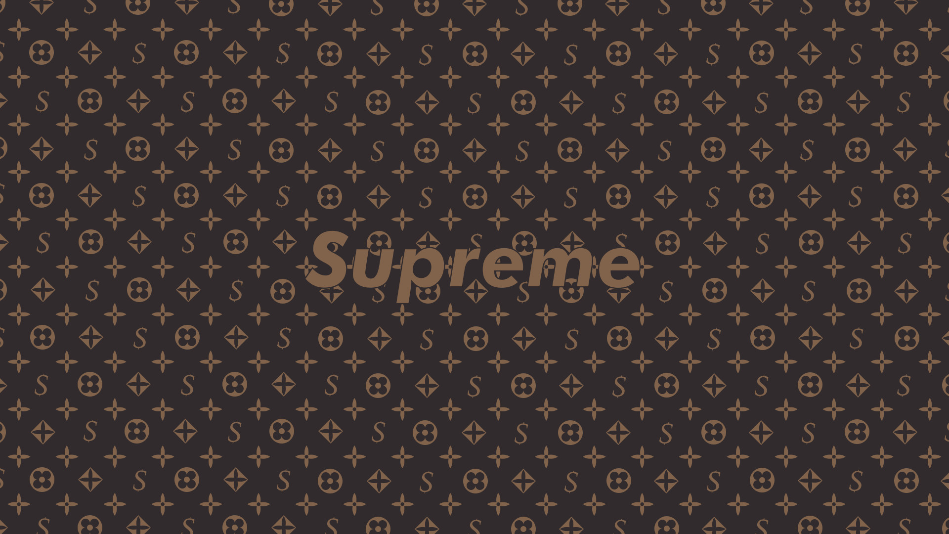 Lv wallpaper 72 images 1920x1080 some supreme x lv wallpapers i made voltagebd Choice Image