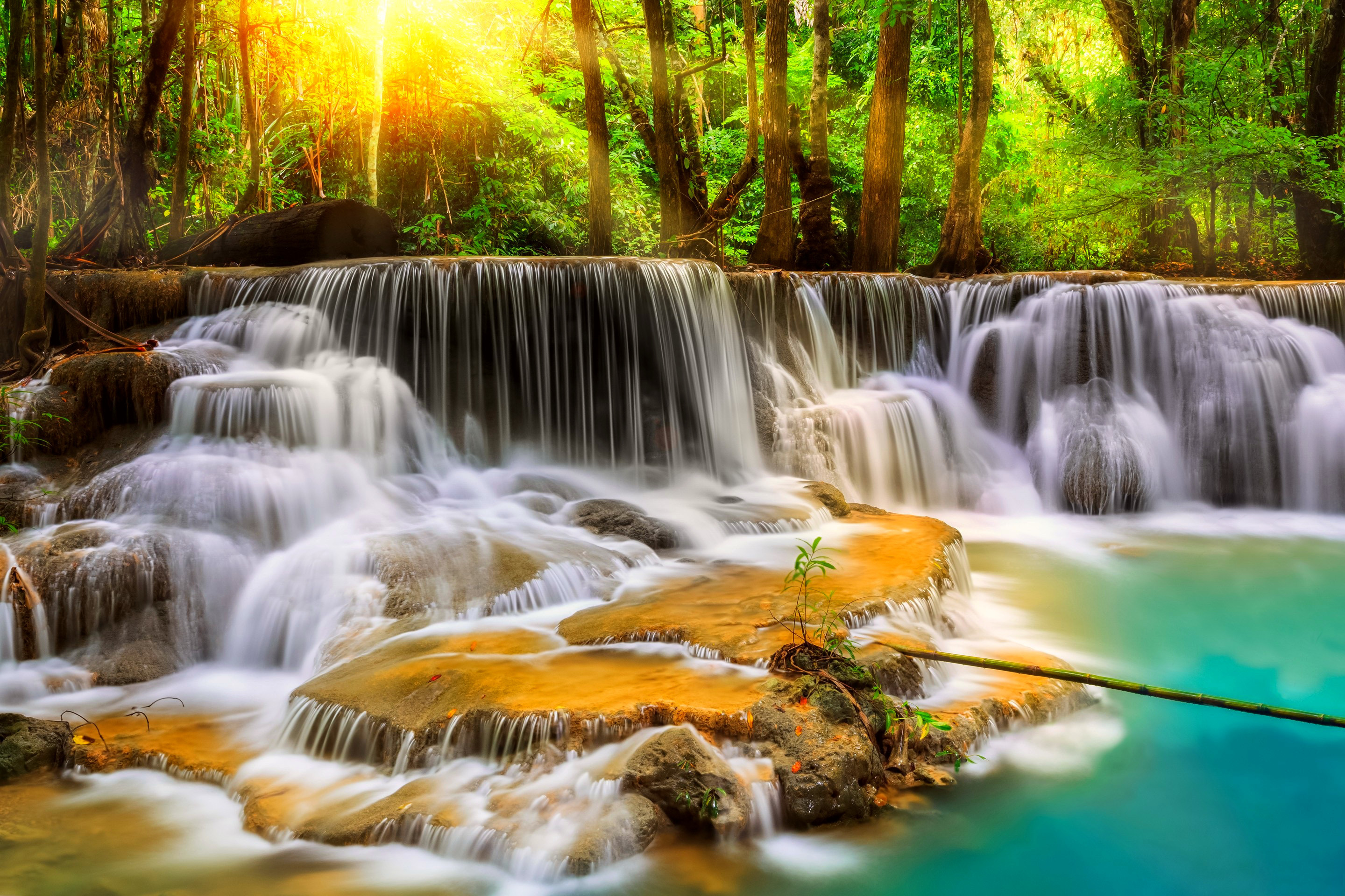 2880x1920 Beautiful Waterfalls Wallpapers Desktop