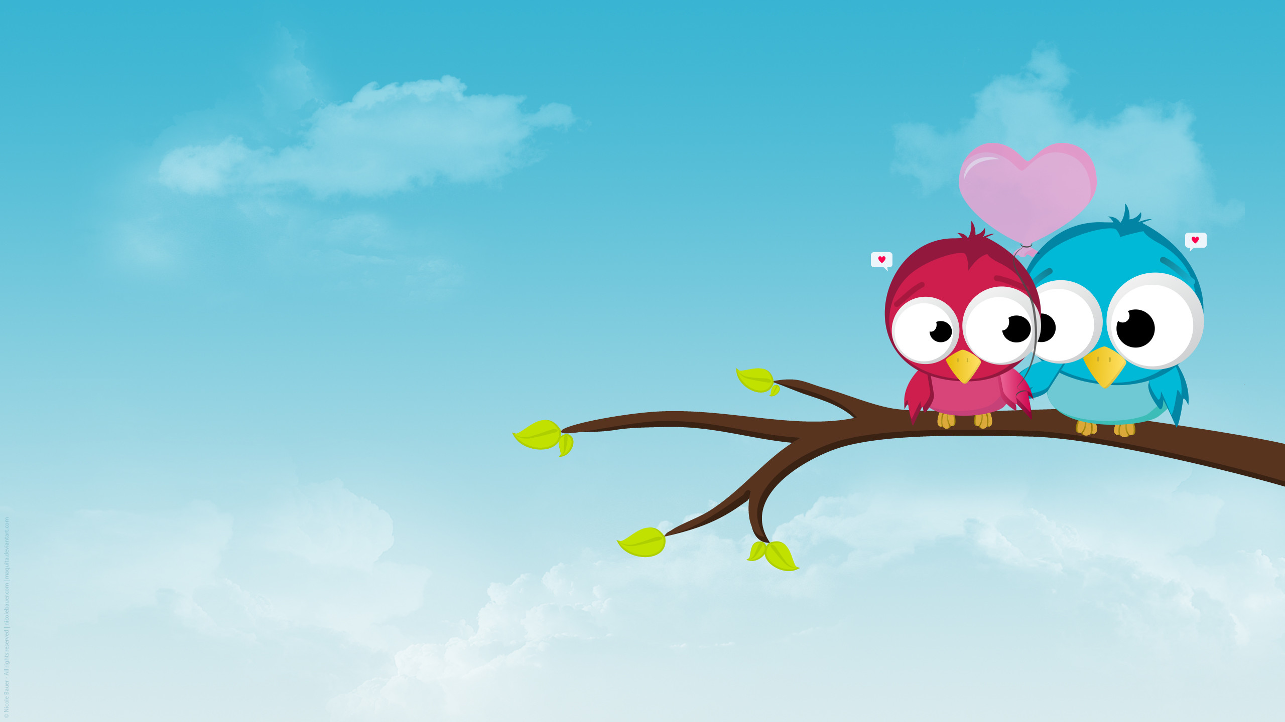 2560x1440 Cute Love Wallpaper Desktop ...