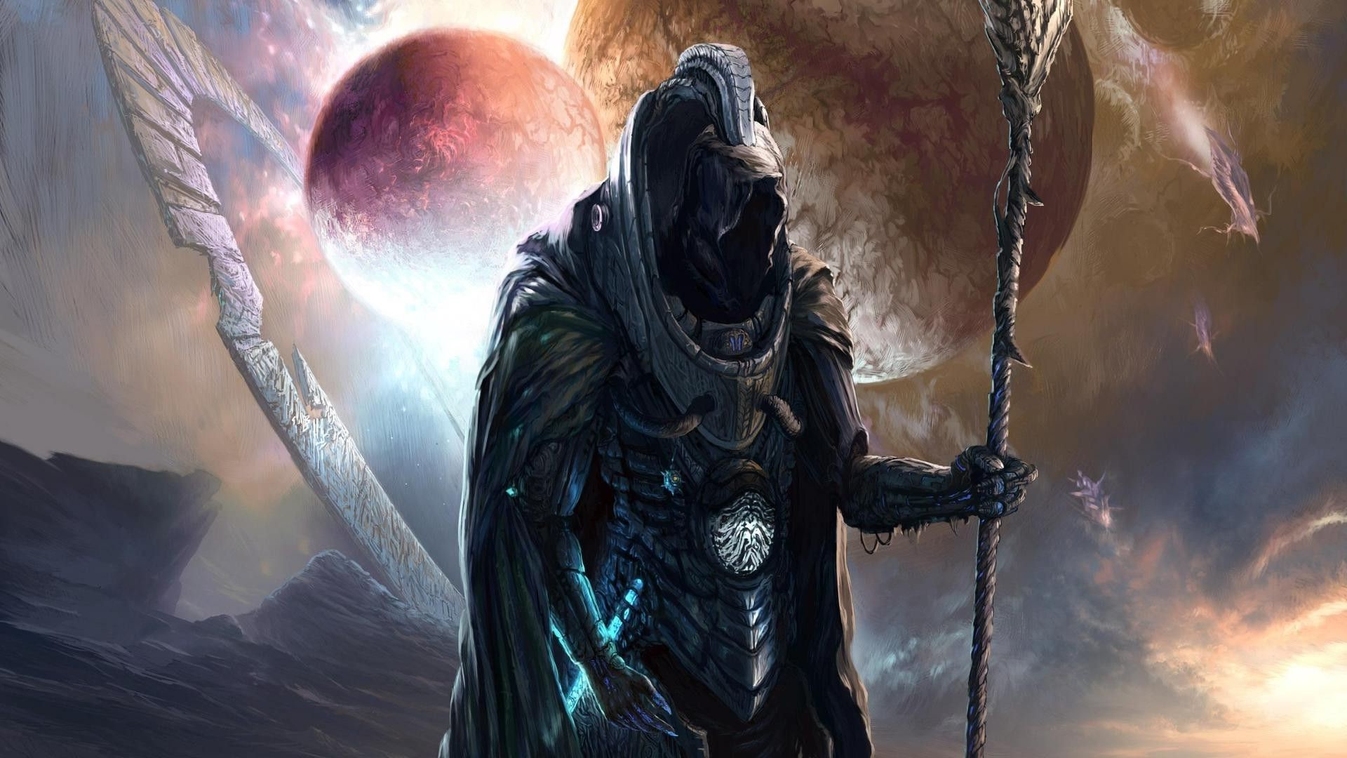 Badass Grim Reaper Wallpaper 68 Images