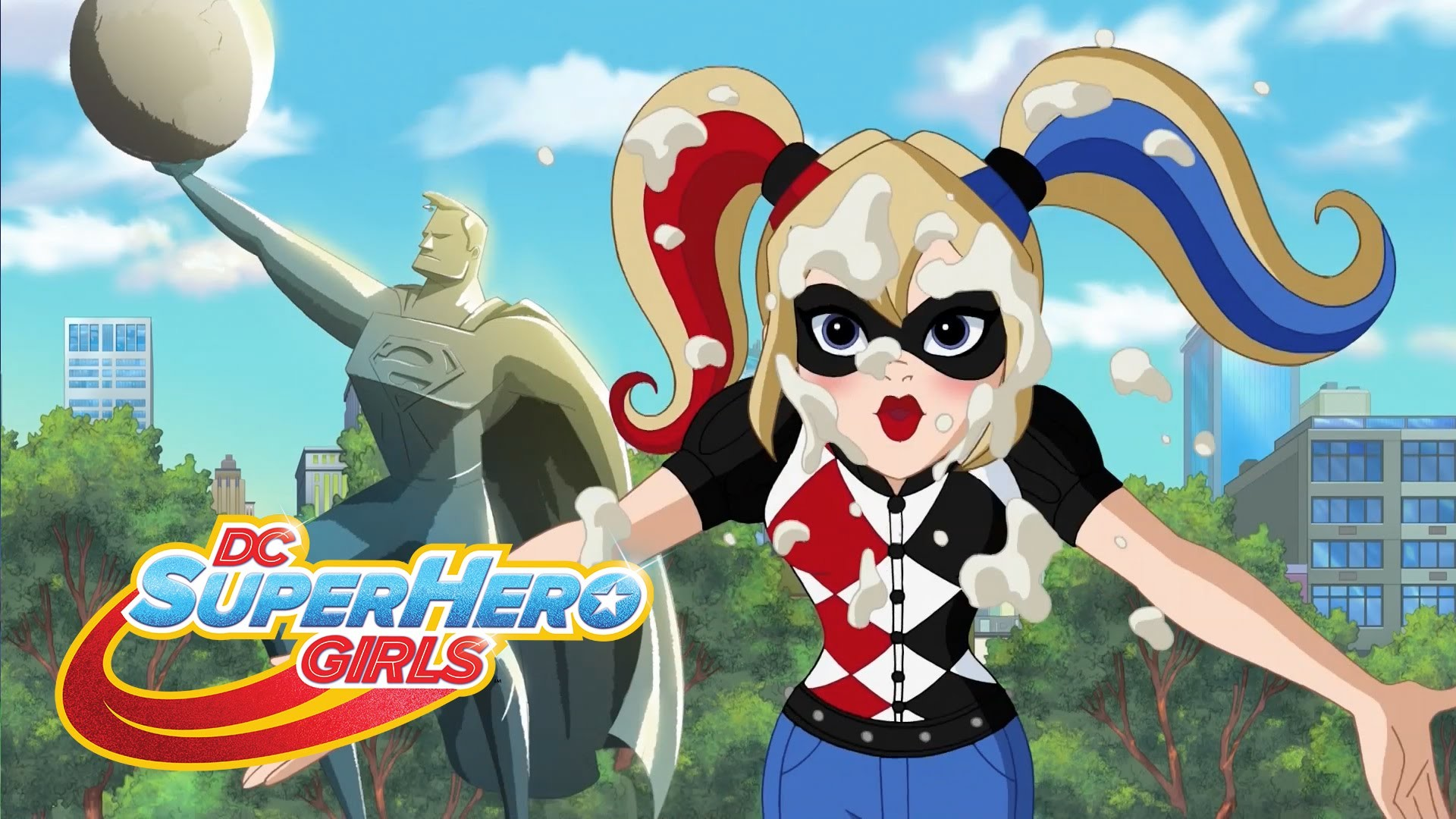 1920x1080 Hero of the Month: Harley Quinn | Episode 205 | DC Super Hero Girls