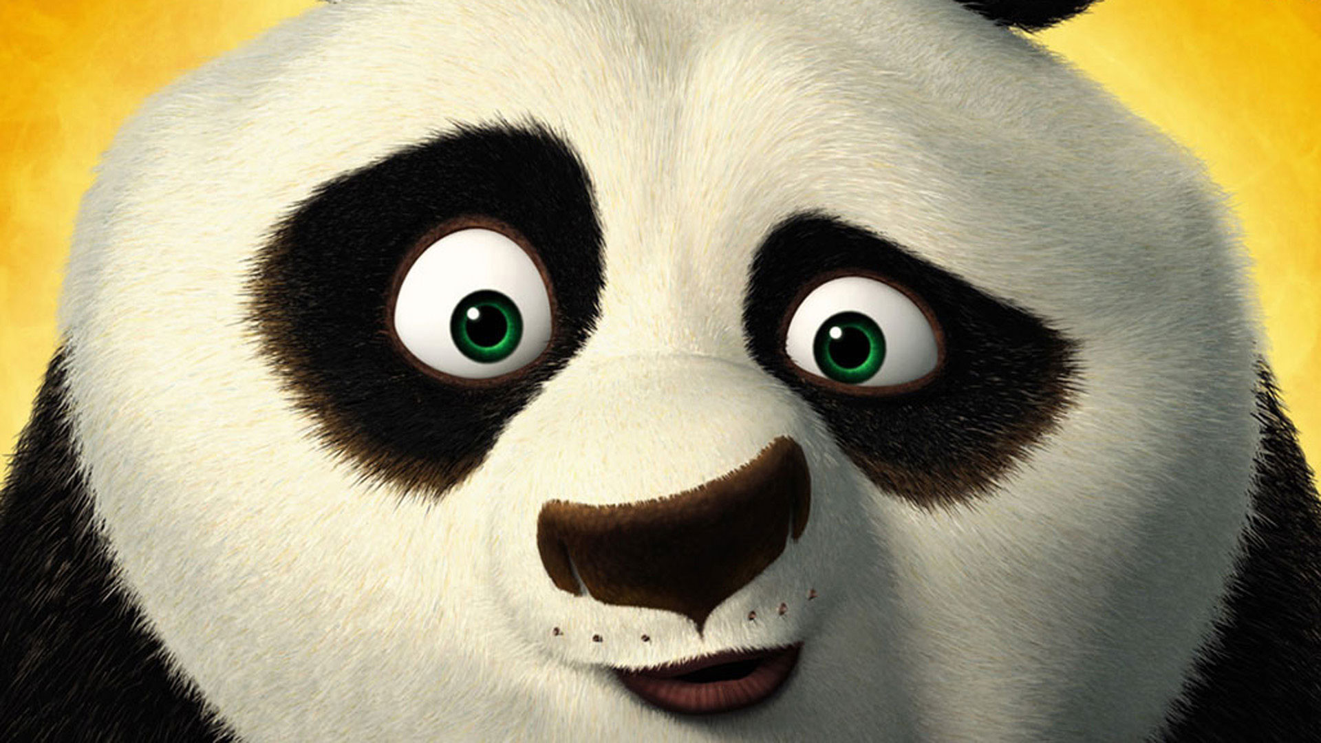 1920x1080 hd pics photos cartoon panda kungfu desktop background wallpaper
