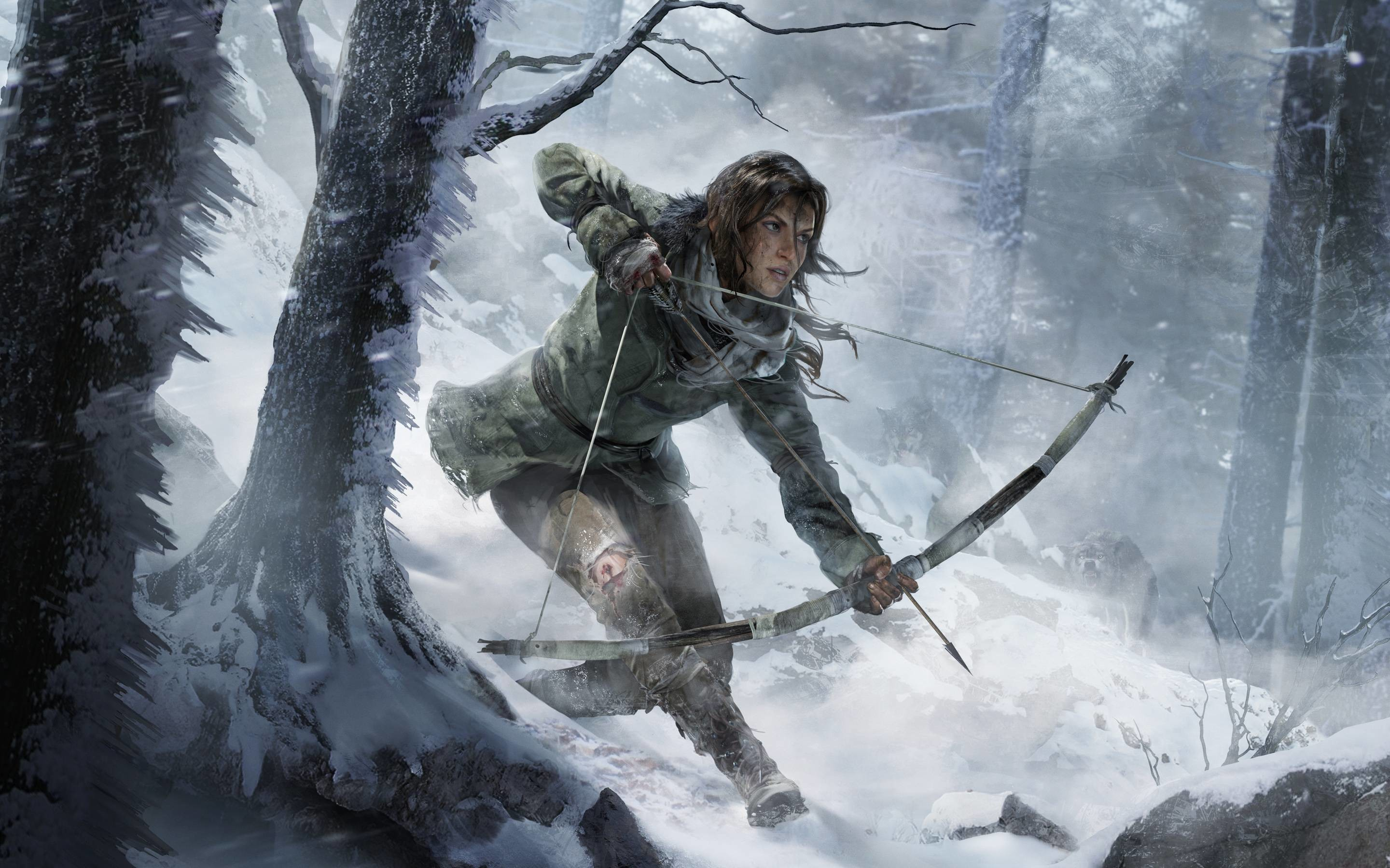 2880x1800 549 Tomb Raider HD Wallpapers | Backgrounds - Wallpaper Abyss