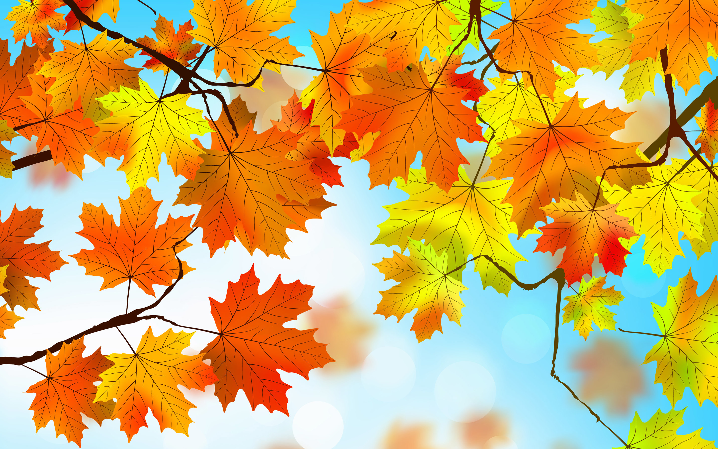 HD Autumn Wallpaper (80+ Images