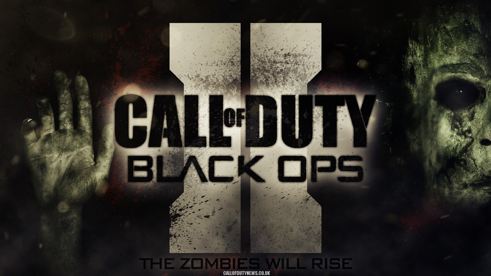 1920x1080 Call of duty Black Ops 2 Wallpaper by TheSyanArt