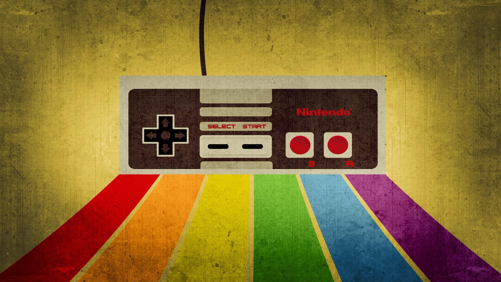 Retro Games Wallpaper Hd 72 Images