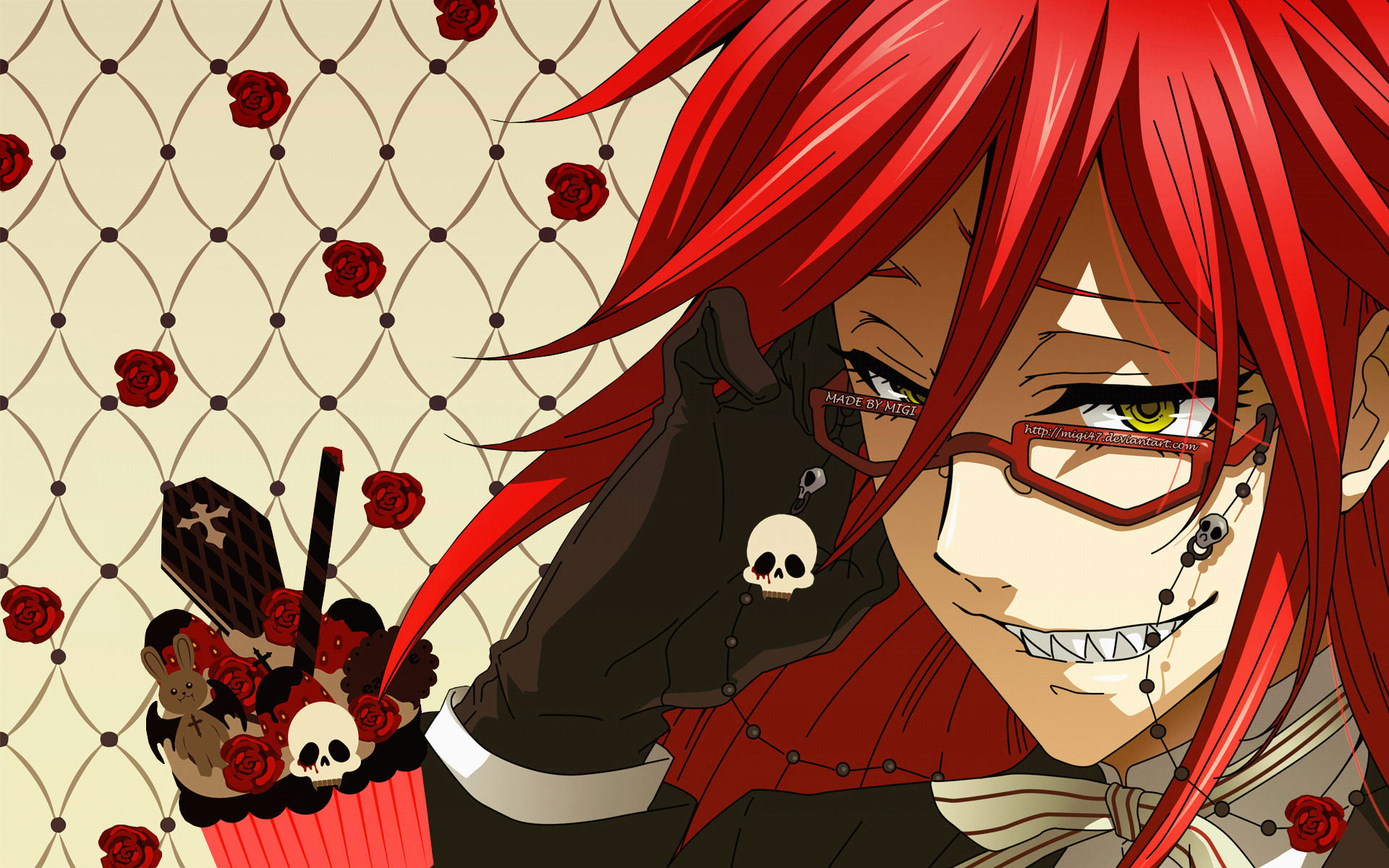 1920x1200 Grell Sutcliff · download Grell Sutcliff image