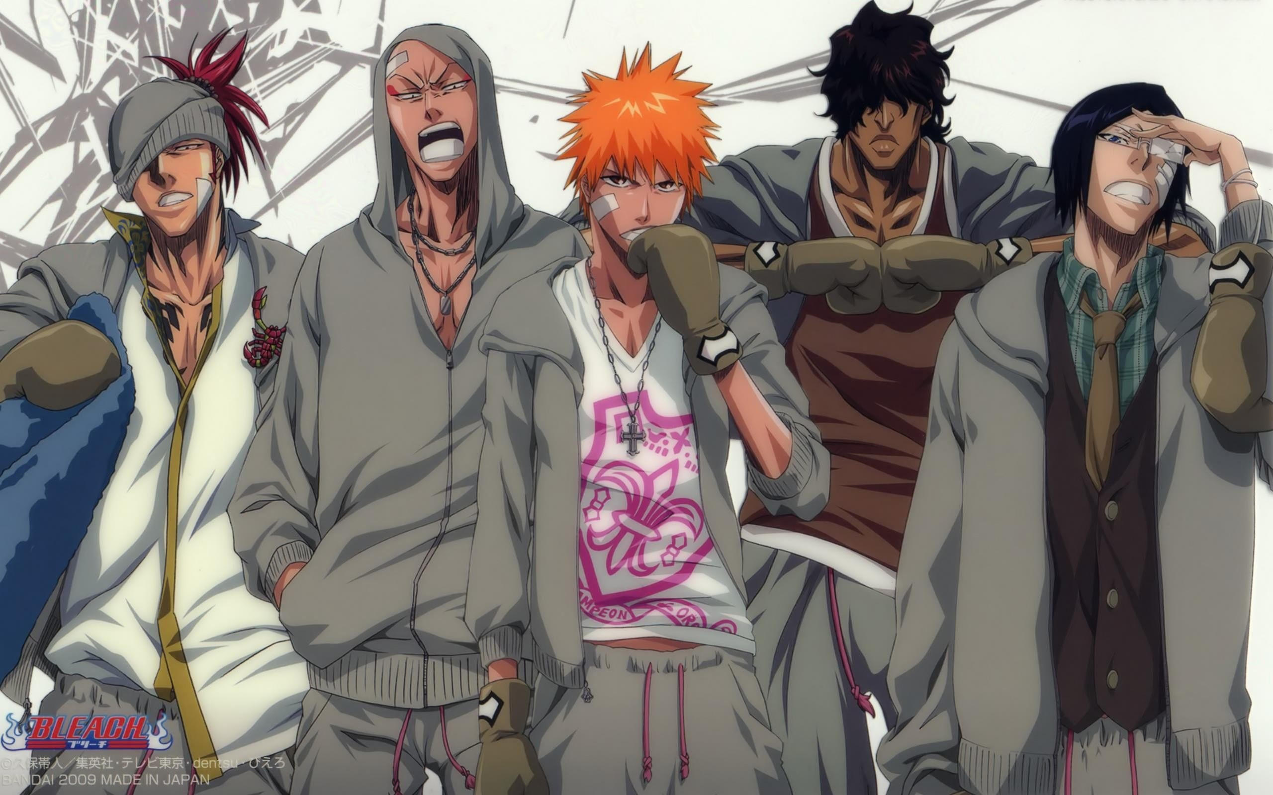 2560x1600 Anime Wallpaper: Bleach Character Wallpaper Iphone for HD