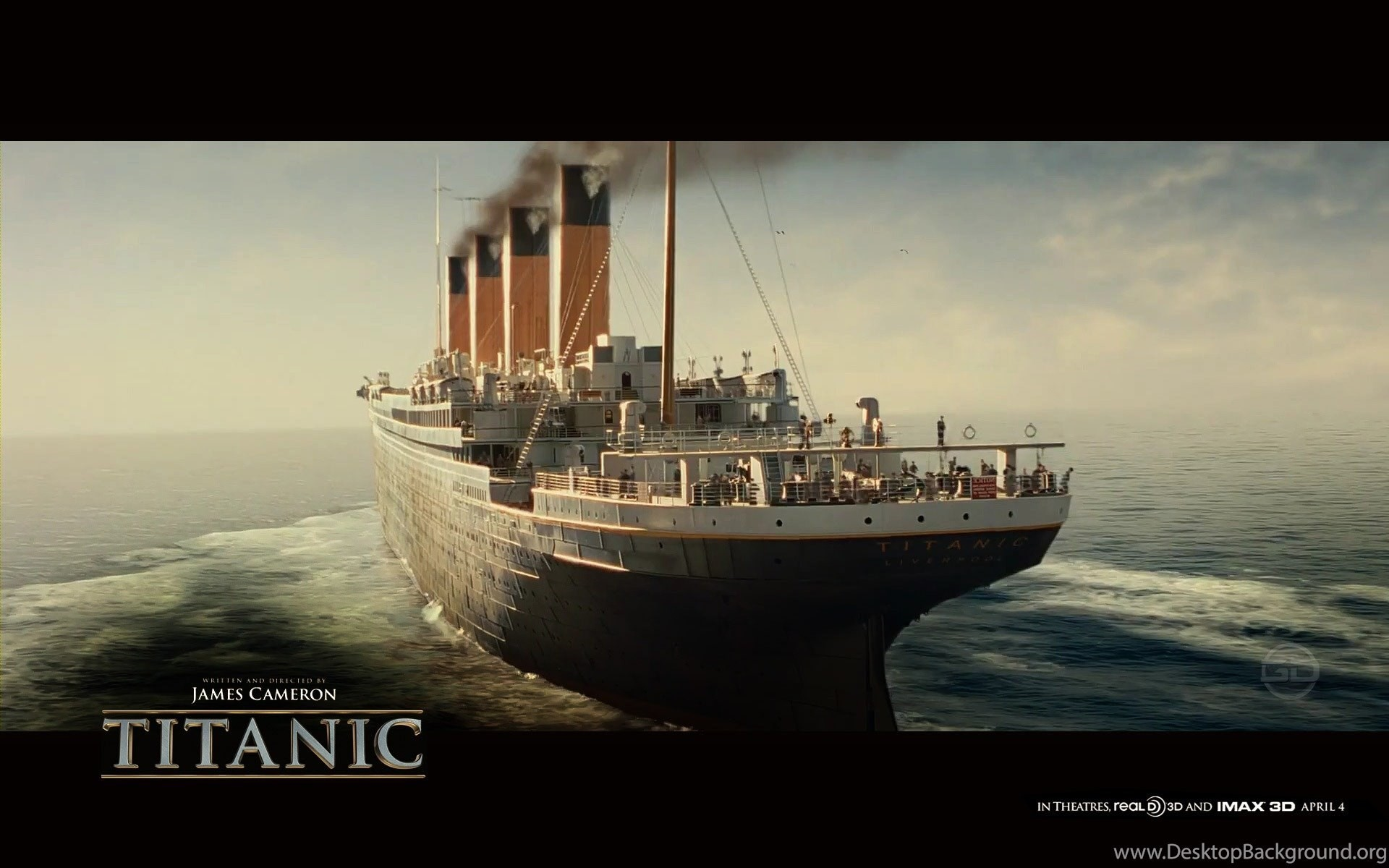 1920x1200 Titanic Sinking Wallpapers ①