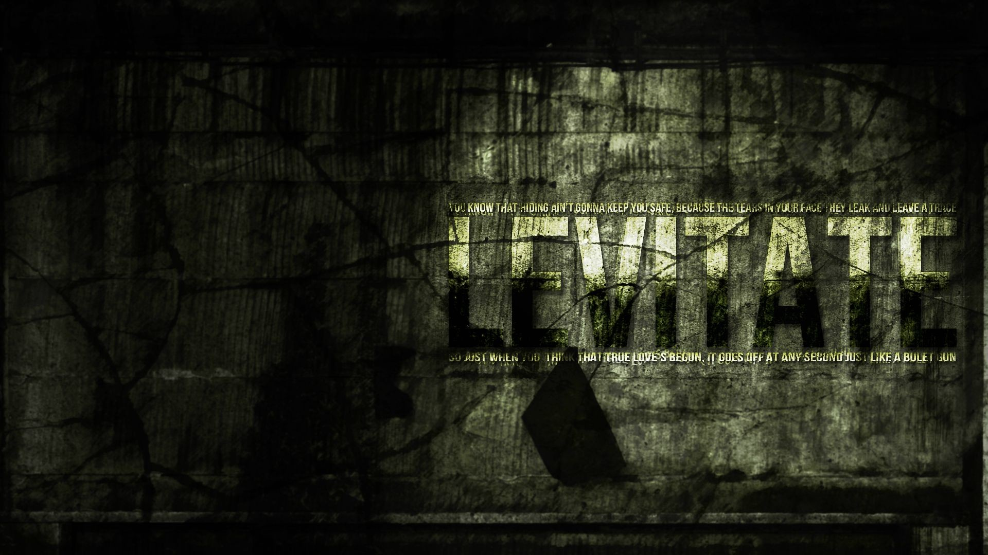 1920x1080 Hollywood Undead - Levitate ...