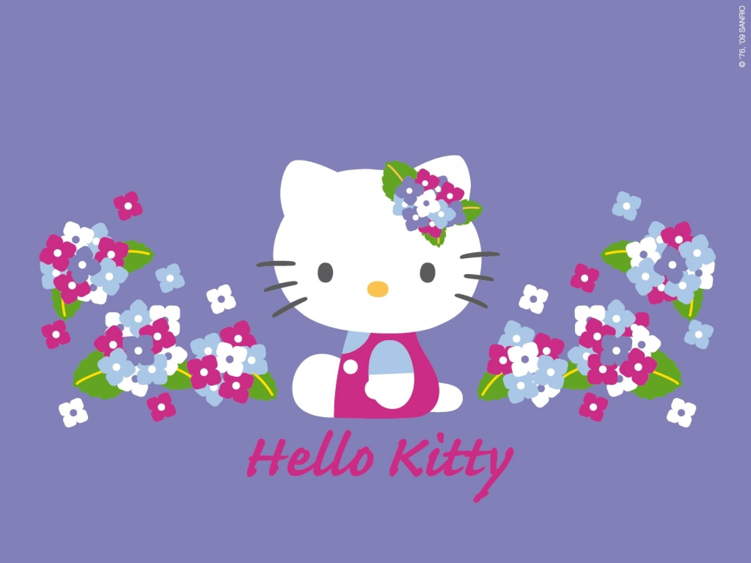 Wonderful Wallpaper Hello Kitty Purple - 95122  Gallery_46484.jpg