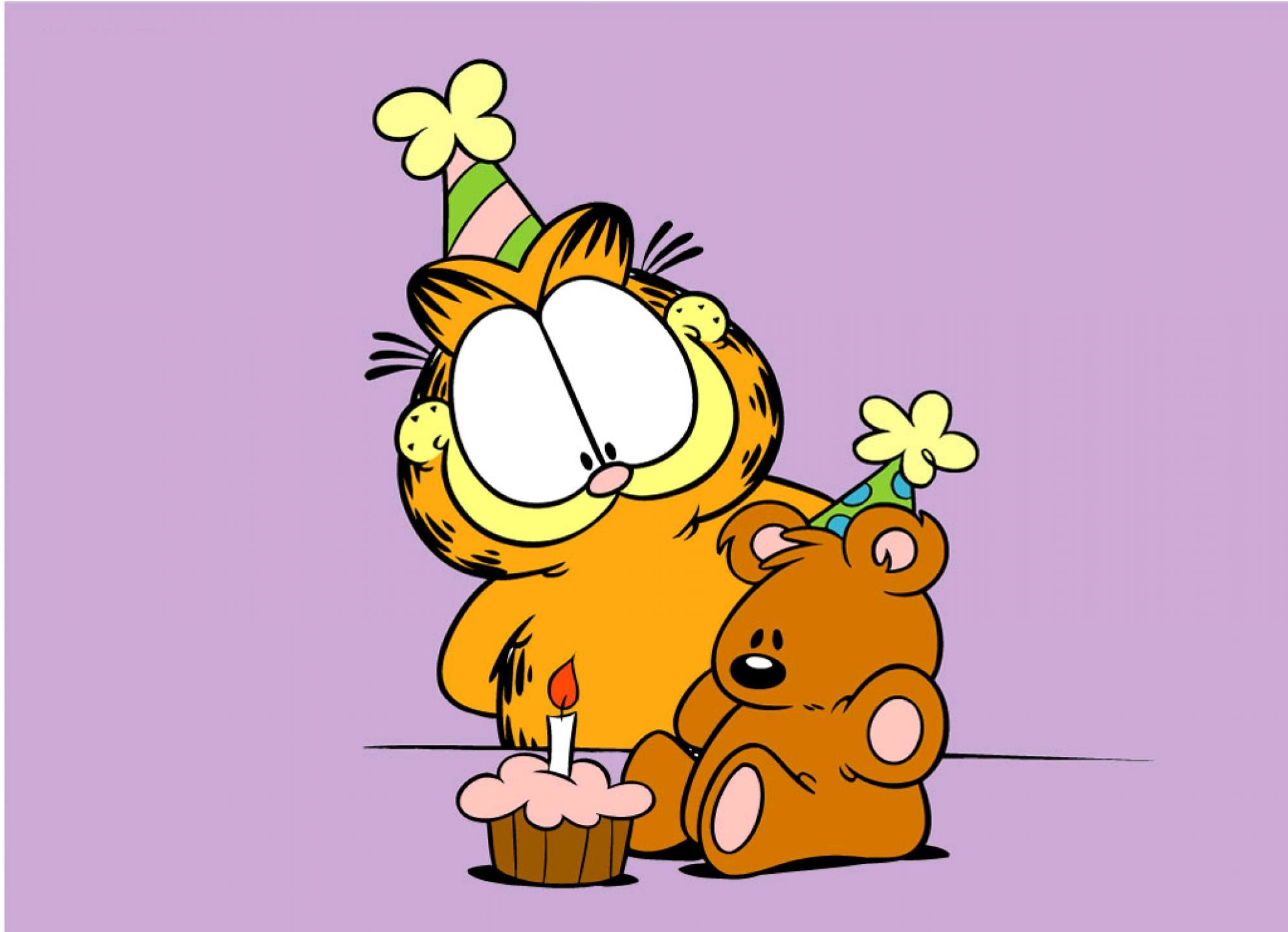 1990x1440 Garfield Comics Garfield Wallpaper Free For Tablet Garfield 1990×1440