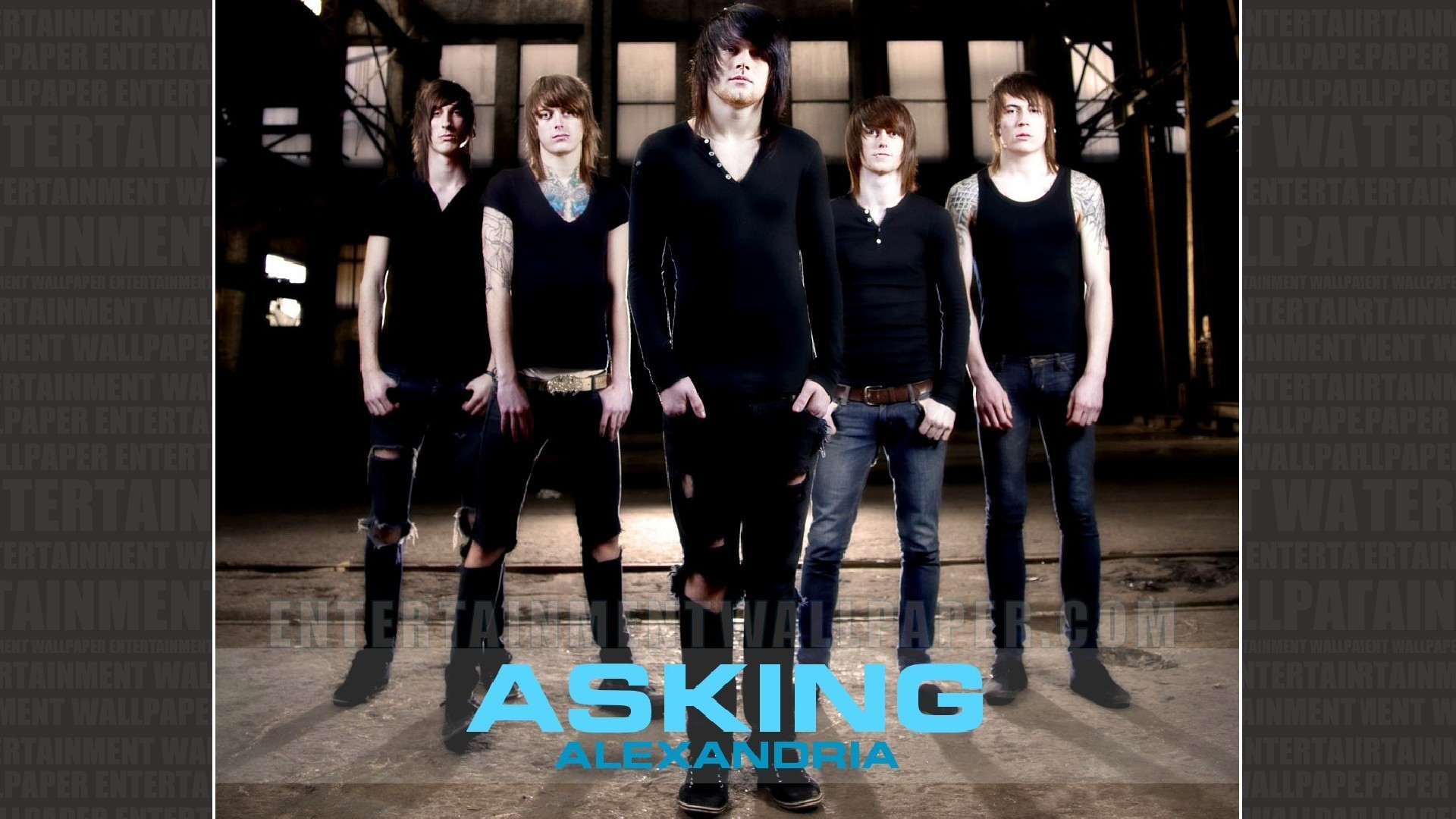 1920x1080  Asking Alexandria Wallpaper - #40032546 ( .