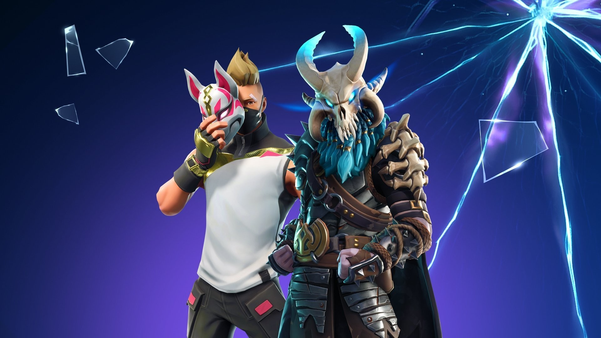 1920x1080 Fortnite Lightning Bolt Locations Season 5 Week 1 Challenges IGN