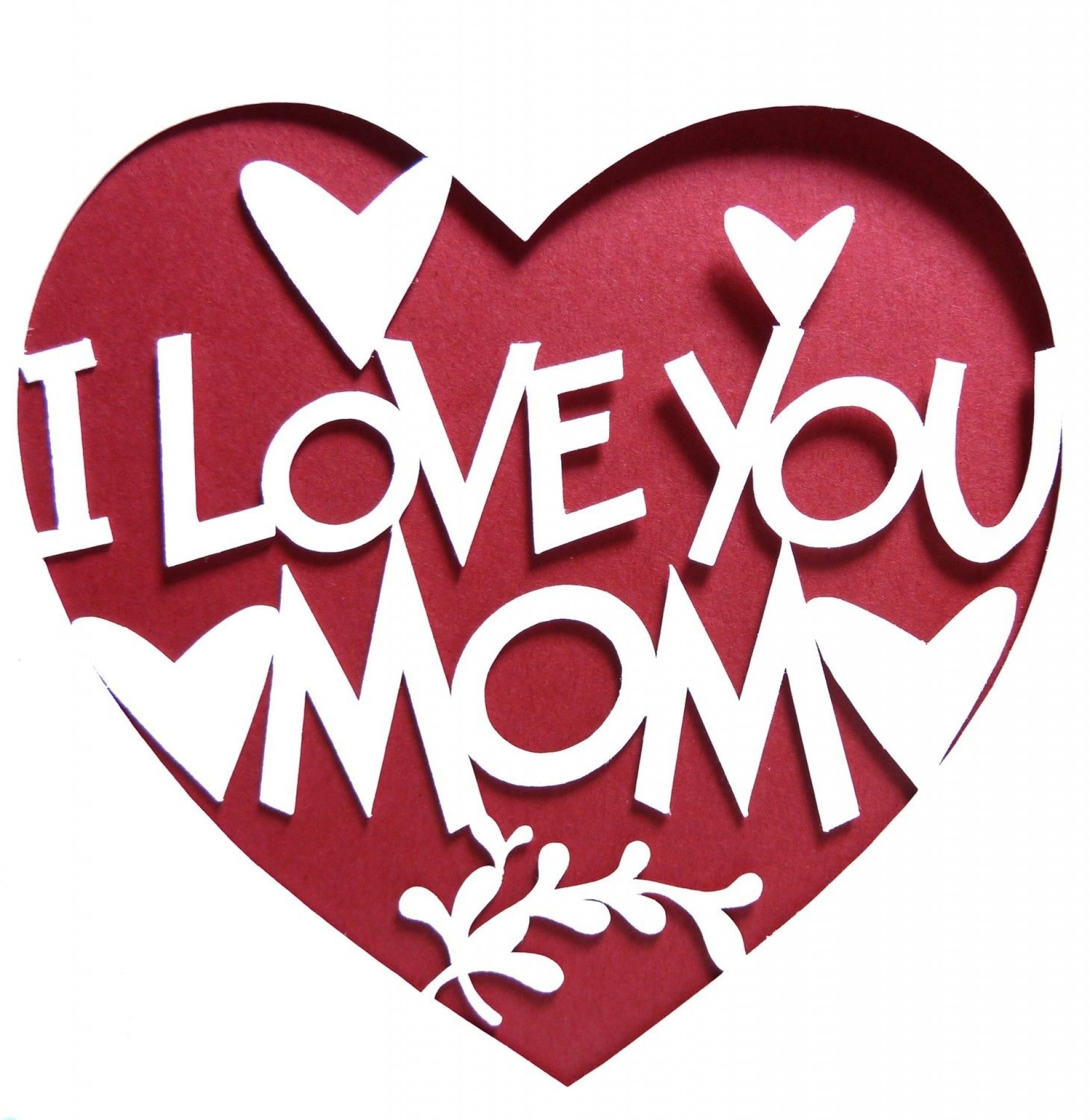 1868x1920 I Love You Mom You Are The Best Background Wallpapers HD