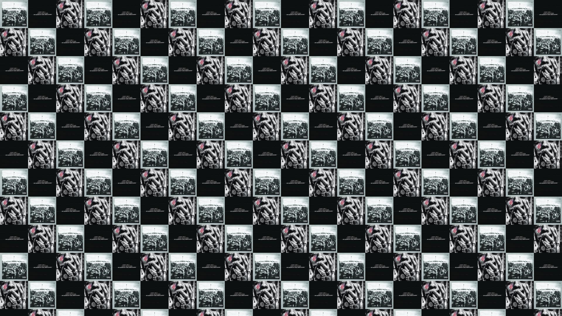 1920x1080 Kendrick Lamar To Pimp A Butterfly Earl Sweatshirt Wallpaper Â« Tiled Desktop Wallpaper