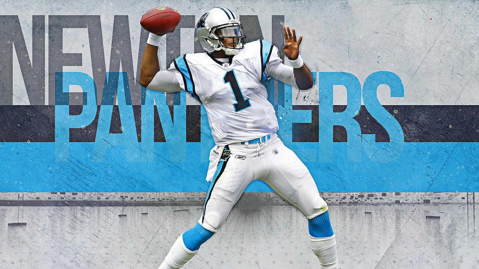 1920x1080 cam newton carolina panthers qb wallpaper - (#88069) - HQ Desktop . ...