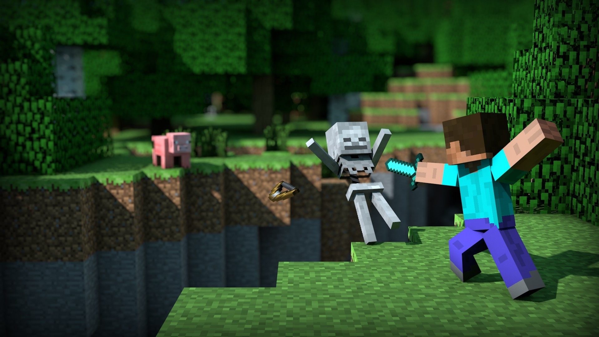 1920x1080 Top Minecraft Wallpaper. « Awesome Minecraft PhotoChicago Wallpaper »