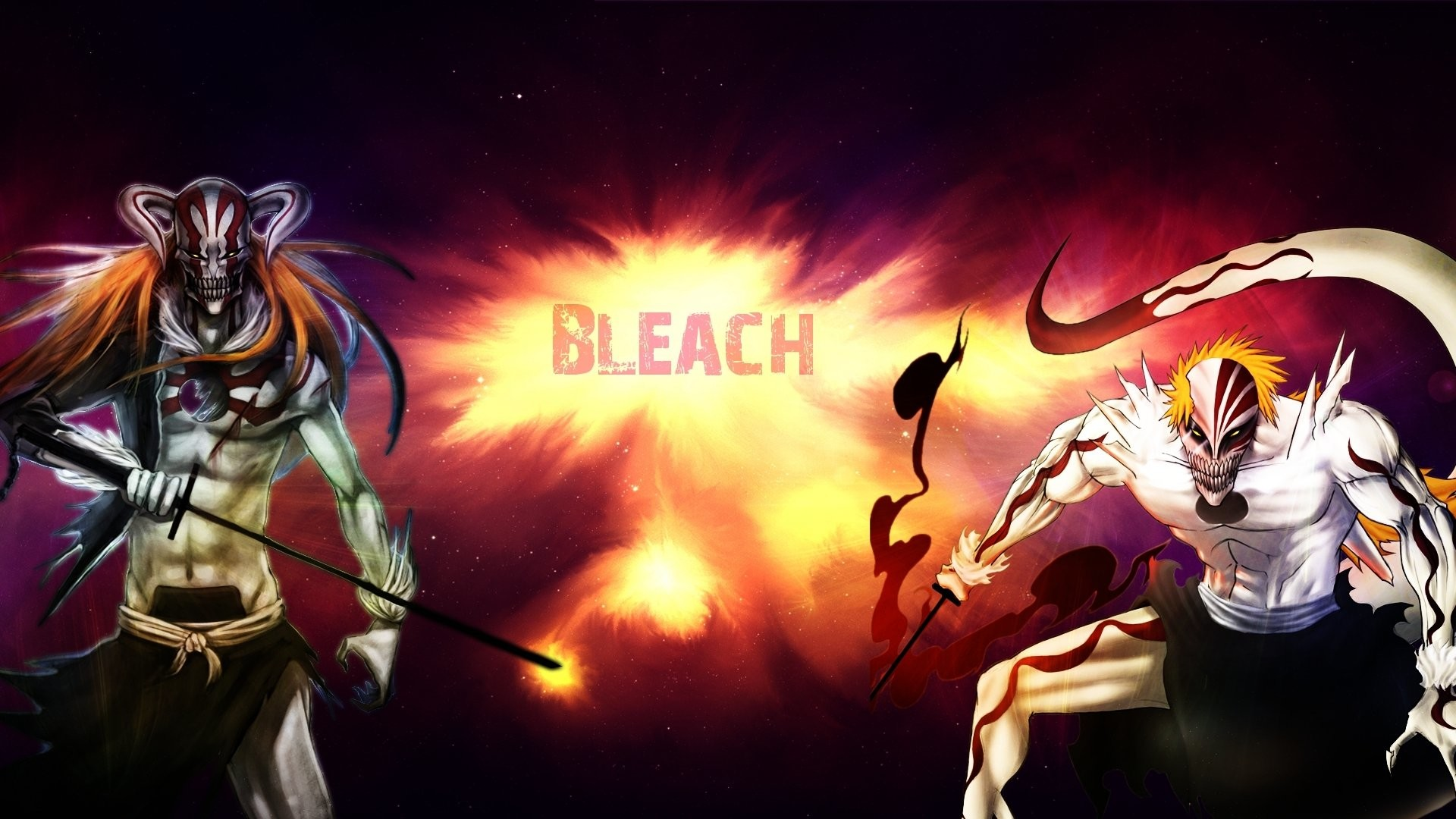 1920x1080 Hollow Bleach