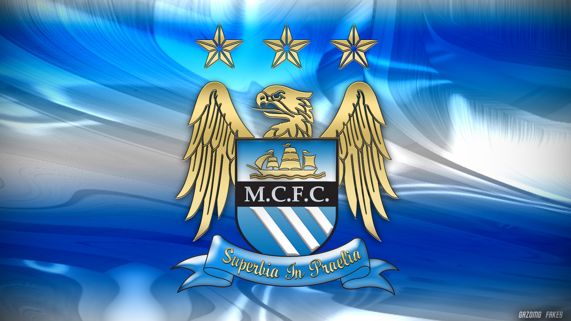 1920x1080 Manchester City Logo Wallpaper Download for Free Football Wallpapers
