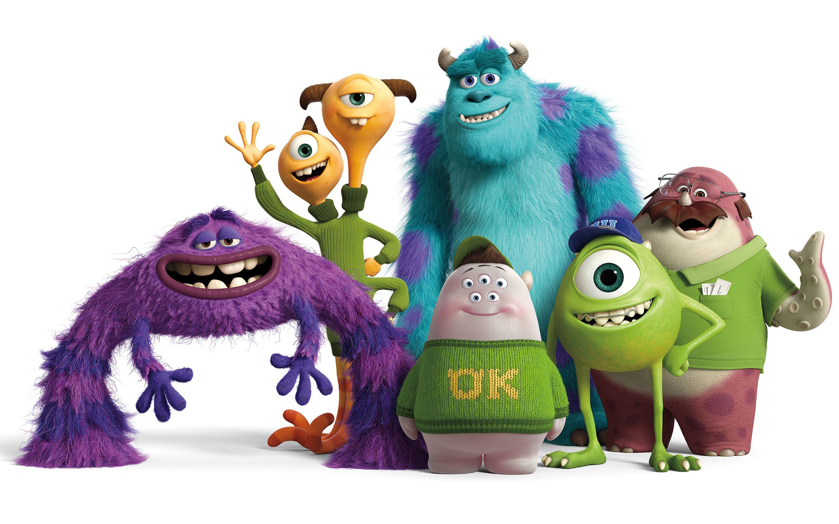 2880x1800 Pixars Monsters University