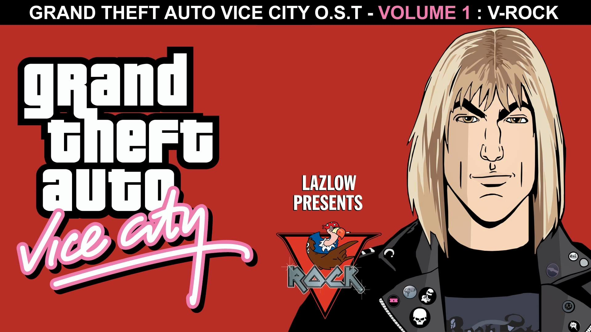 1920x1080 You've Got Another Thing Comin' - Judas Priest - V-Rock - GTA Vice City  Soundtrack [HD]