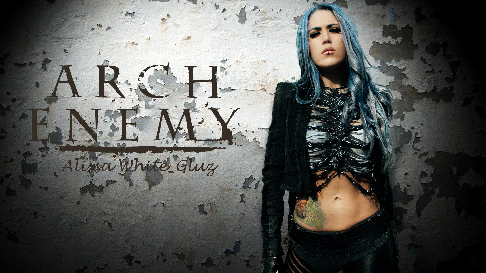 1920x1080 Arch Enemy Alissa 01 by FunkyCop999 Arch Enemy Alissa 01 by FunkyCop999