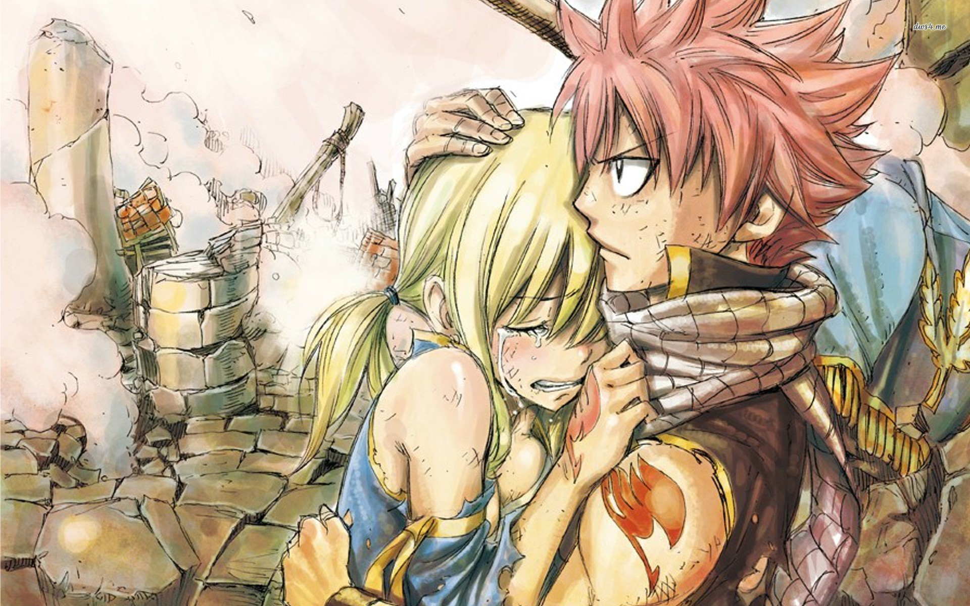 1920x1200 Fairy Tail – Anime Wallpapers