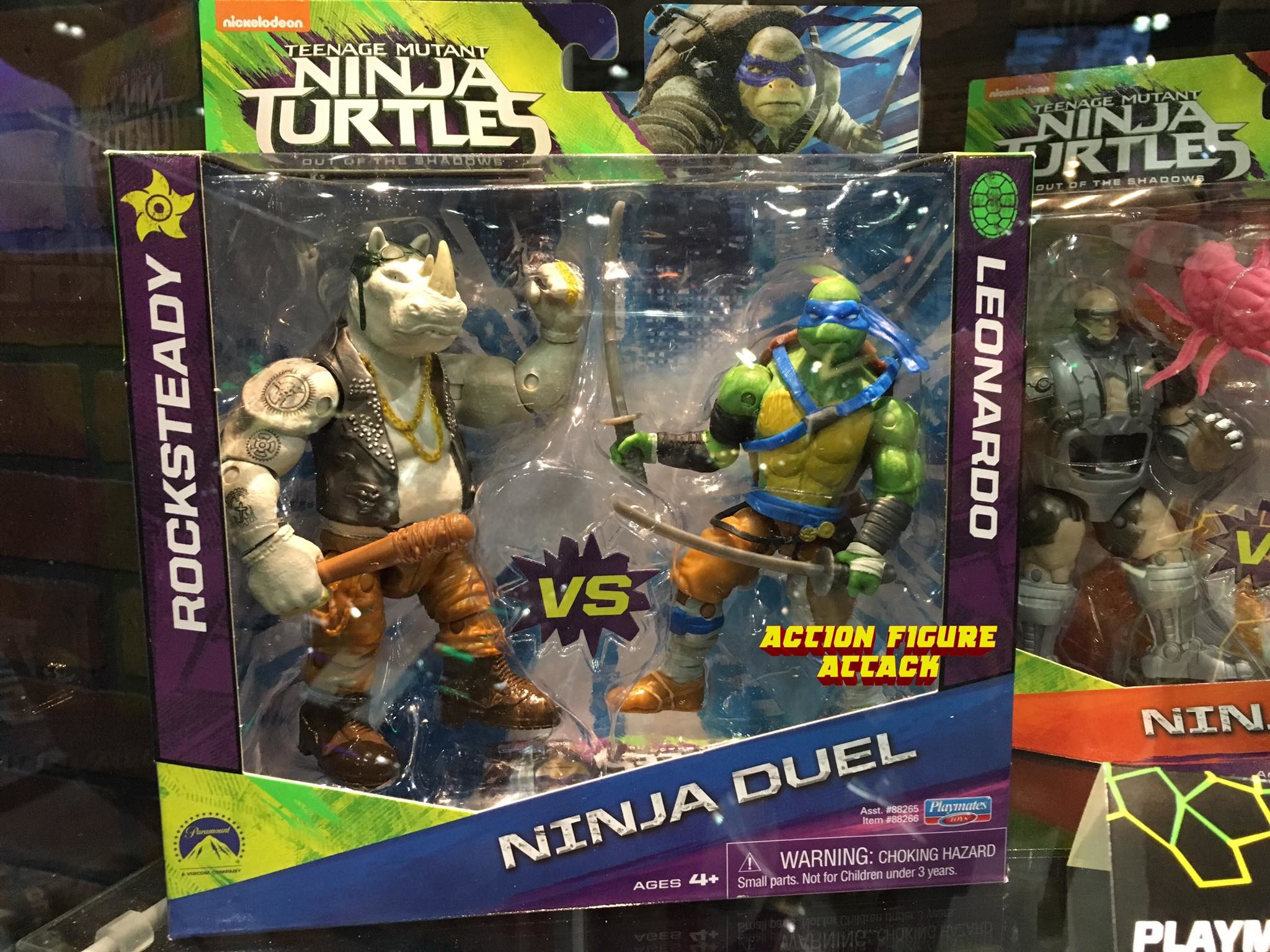 2048x1536 Teenage Mutant Ninja Turtles: Out of the Shadows Figures at WonderCon -  Additional Images