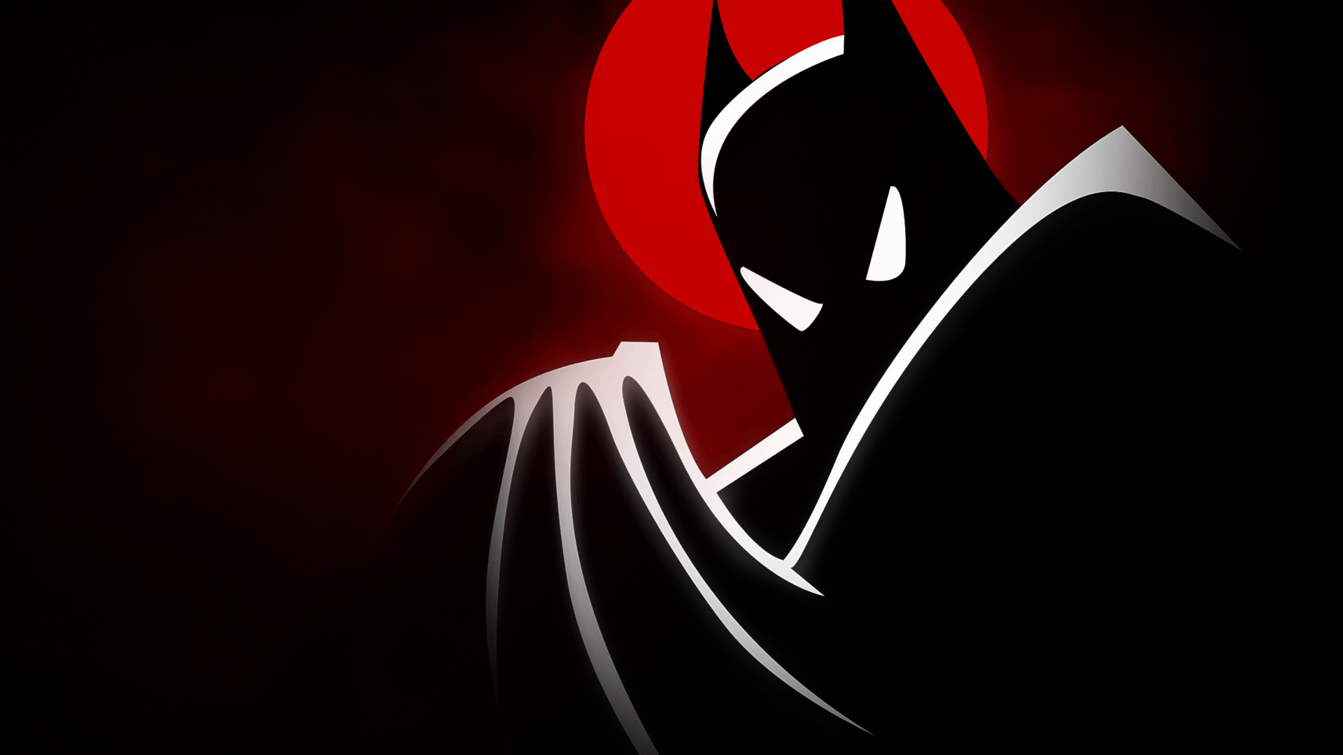 1920x1080 Batman The Animated Series Computer Wallpapers Desktop
