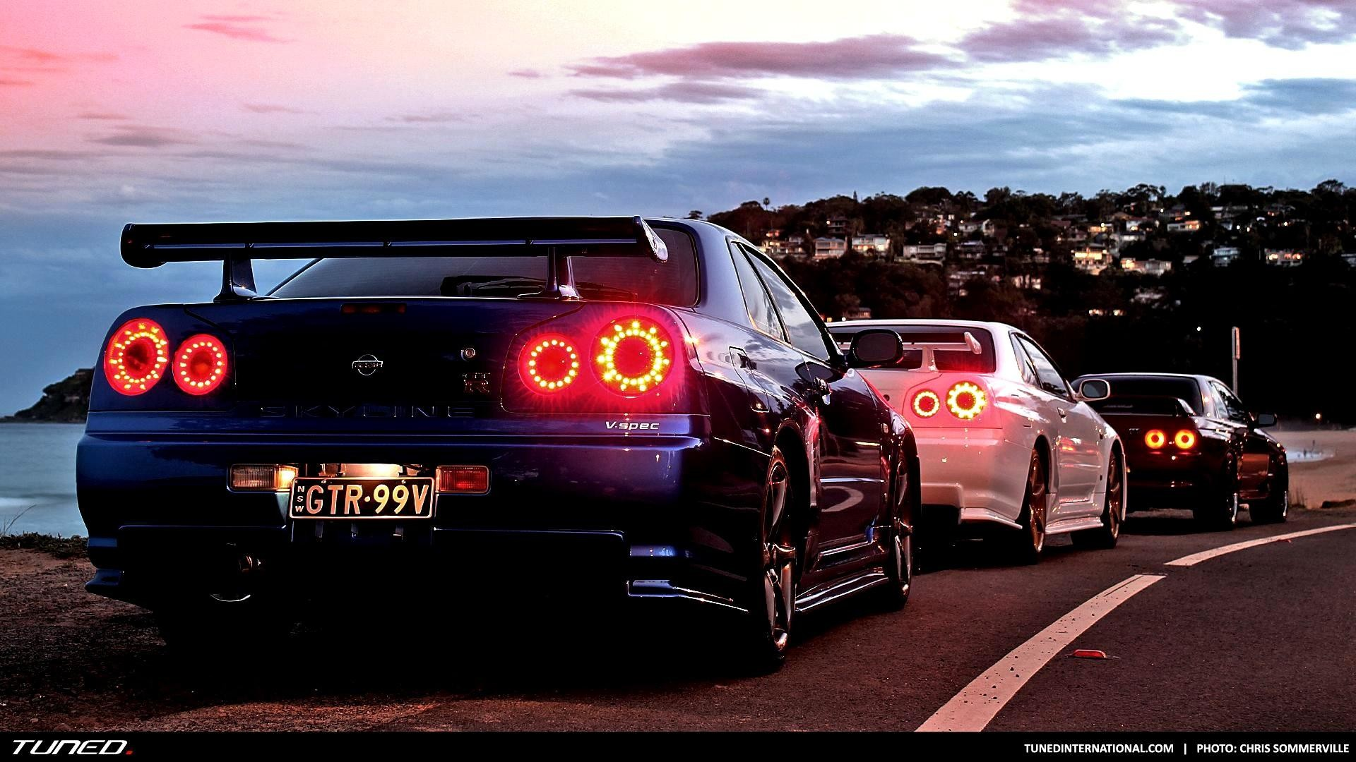 1920x1080 Nissan Skyline PC wallpapers