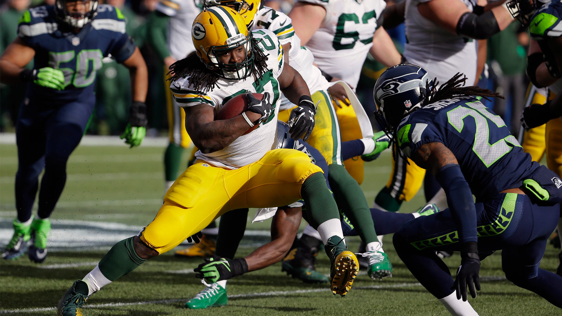 1920x1080 Former Packers RB Eddie Lacy agrees to deal with Seahawks | NBCS Bay Area