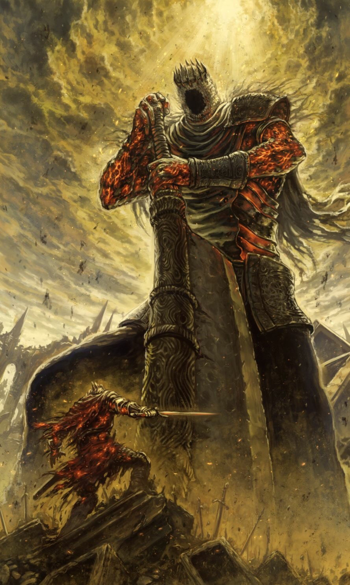 Dark Souls 3 iPhone Wallpaper (73+ images)