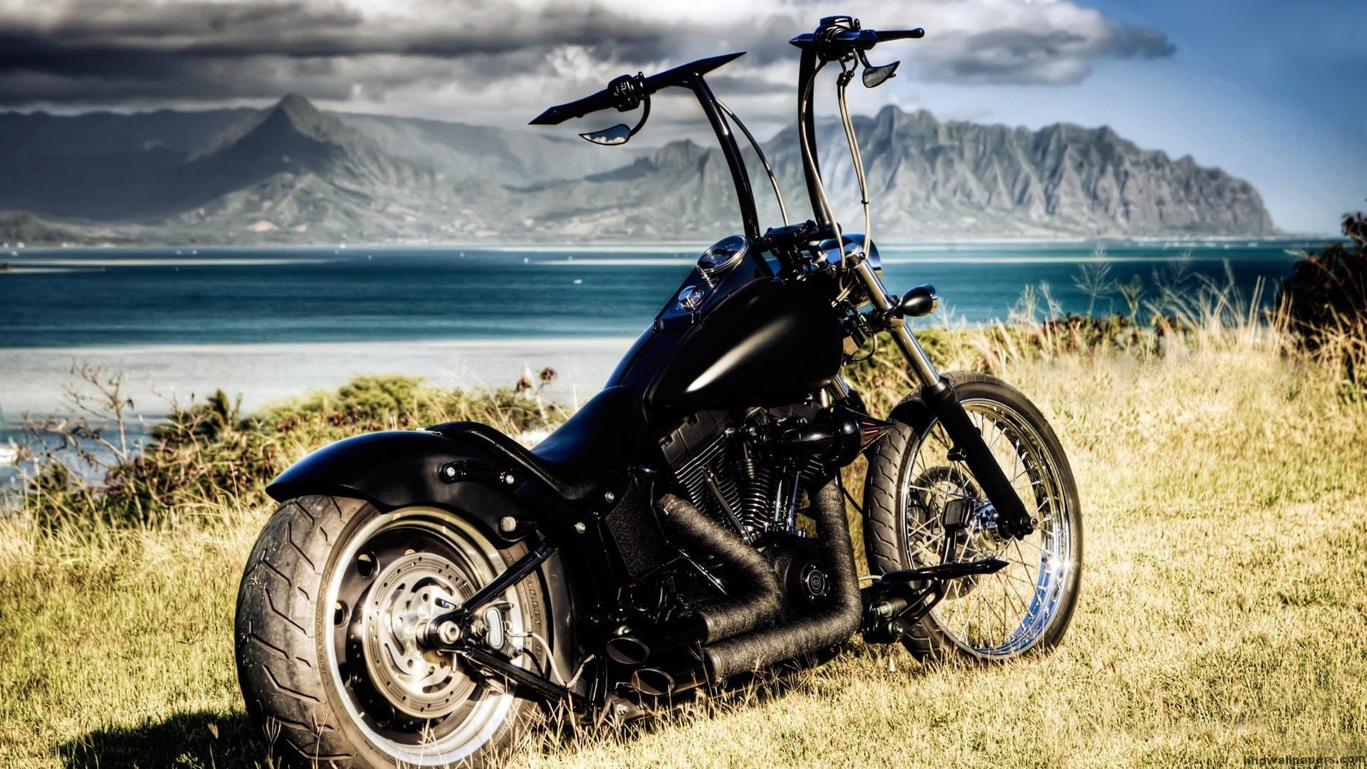 1920x1080 American Chopper Bike Hd Wallpapers