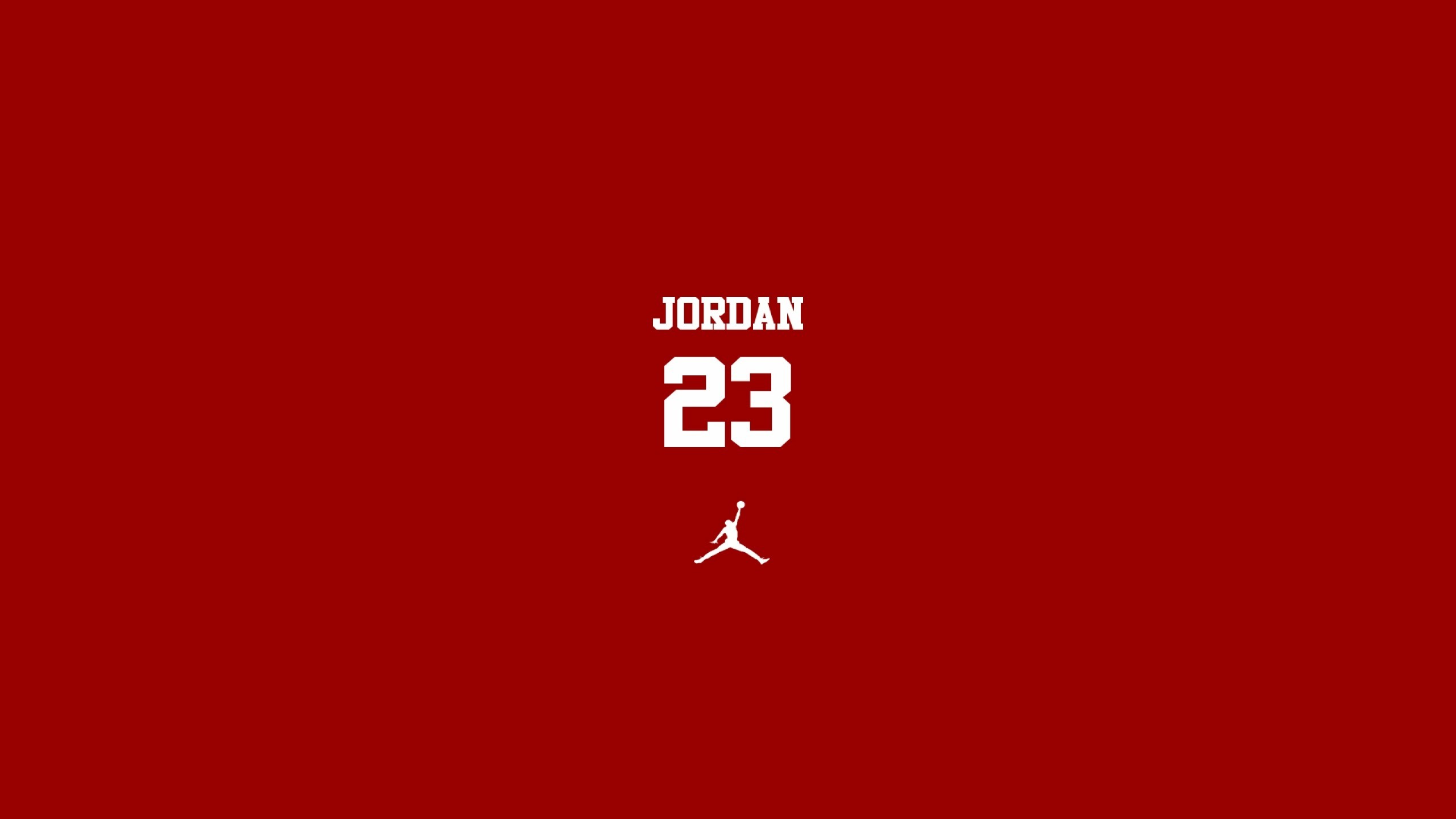 2560x1440  We also all rightly praise the Jumpman for Michael Jordan. Guess  what isn't in that logo at all: typography bullshit. I wish more athletes  would ...