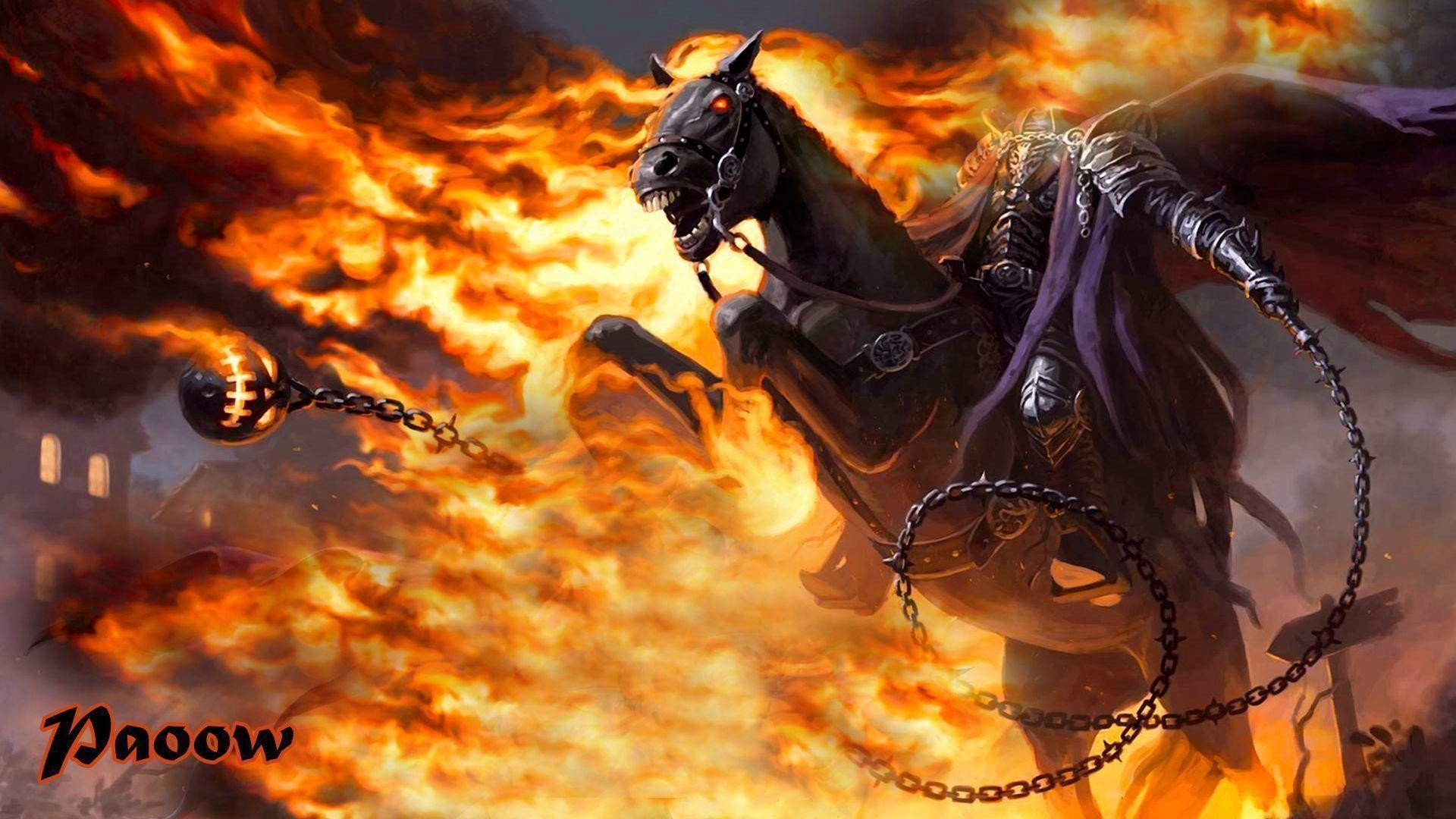 1920x1080 Headless horseman desktop wallpaper - photo#3