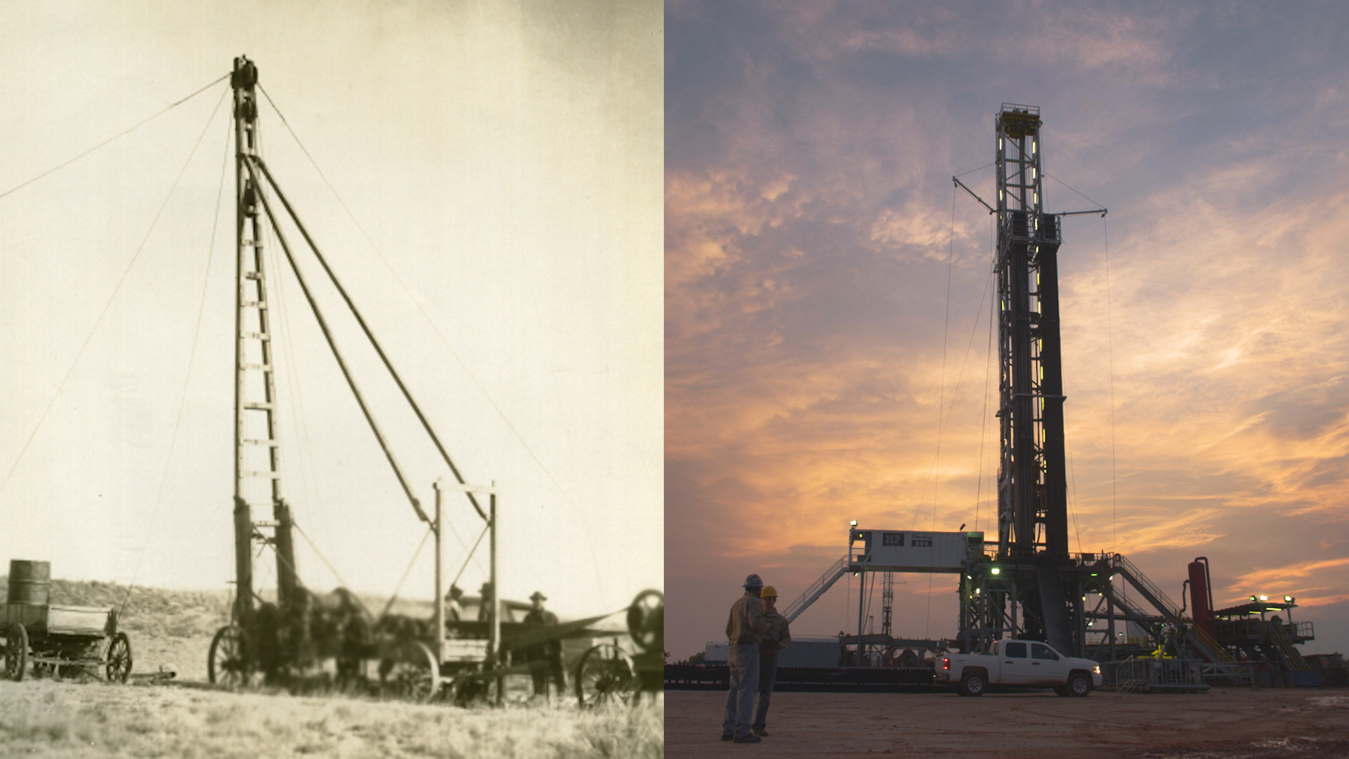 1920x1080 Evolution of a Drilling Rig