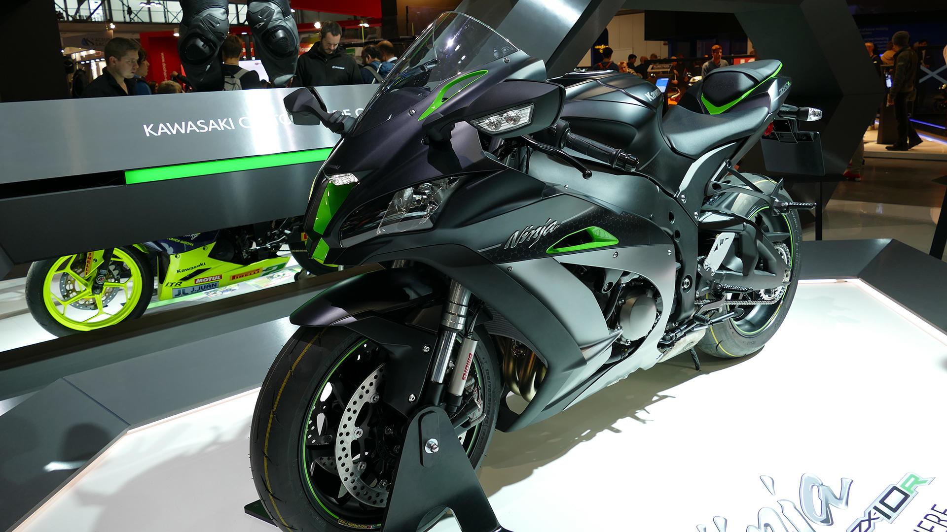 Kawasaki Ninja Ern