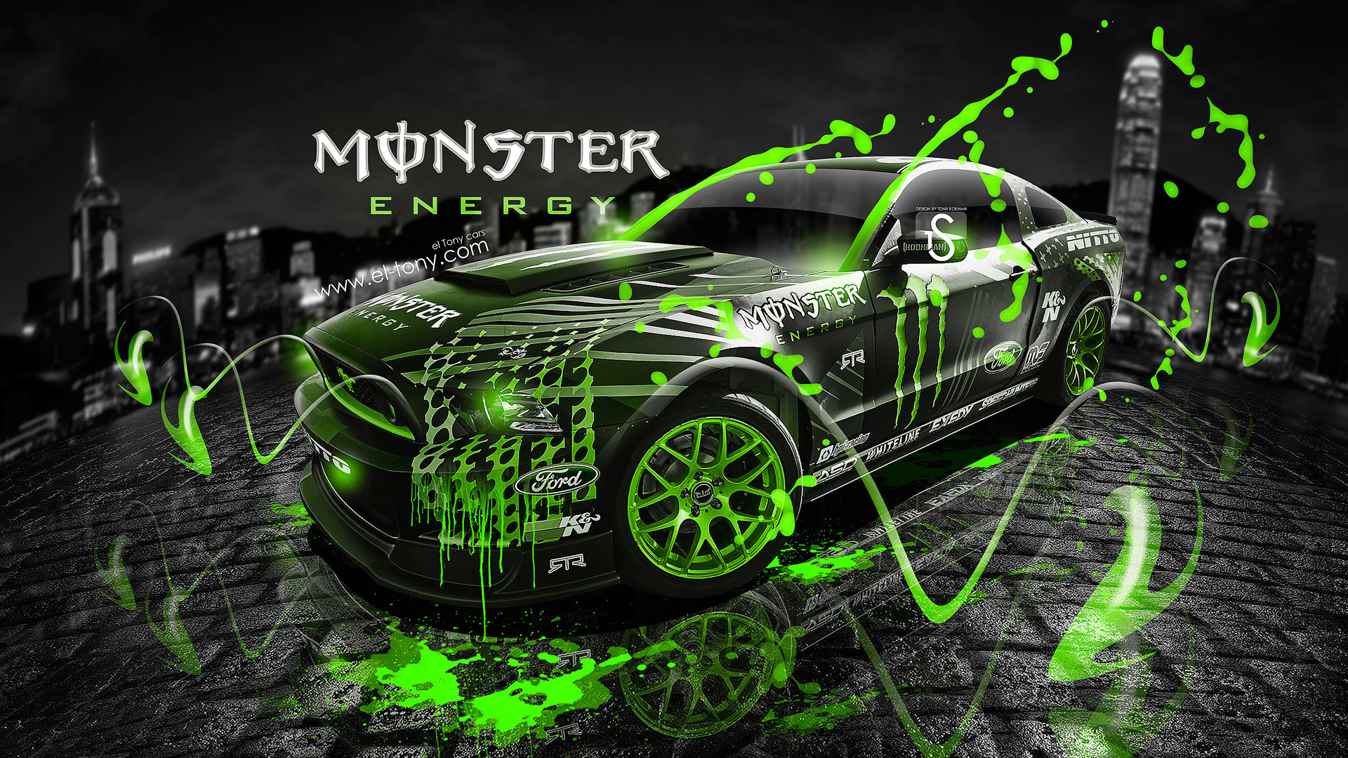 Monster Energy Logo Wallpapers (72+ Images