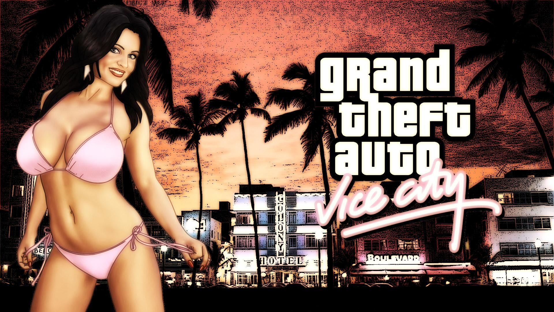 1920x1080 Grand Theft Auto Vice City high quality wallpapers