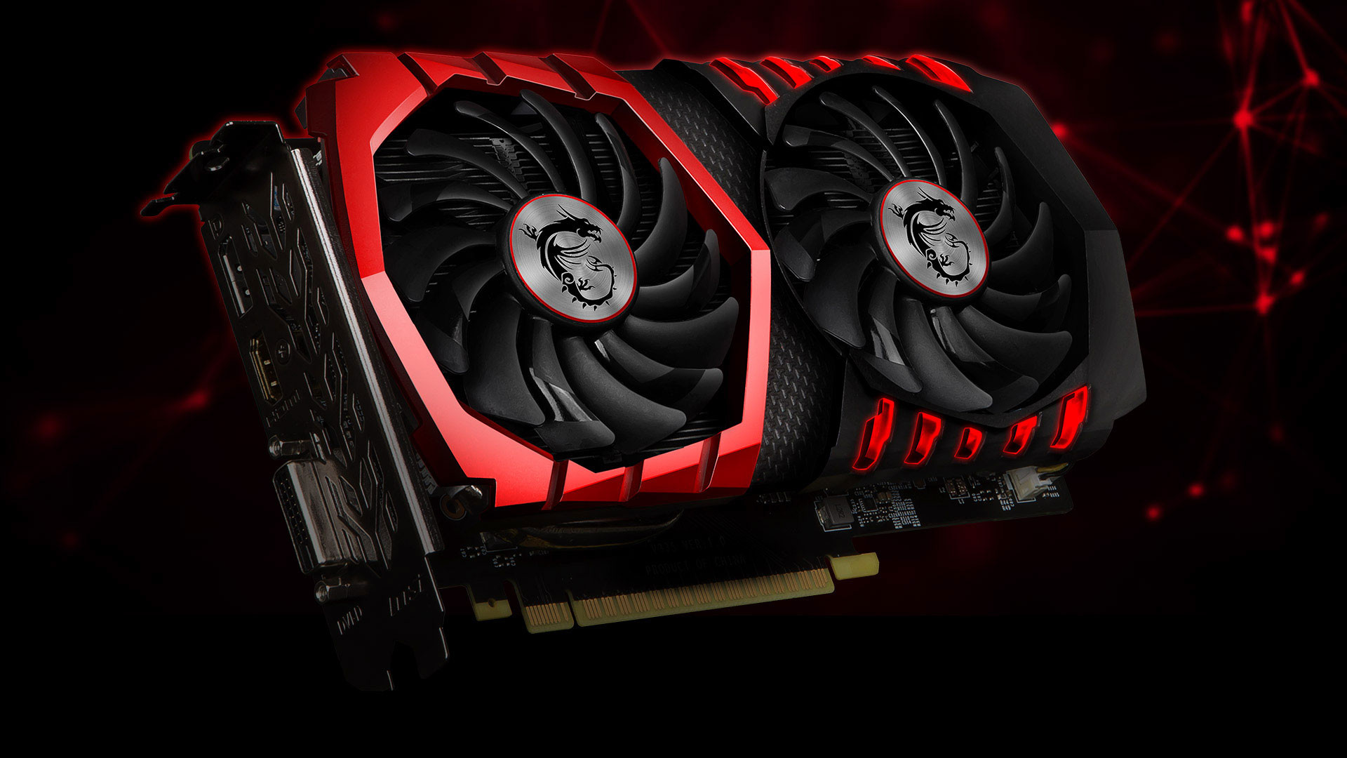 1920x1080 THE ULTIMATE GAMING GRAPHICS CARD
