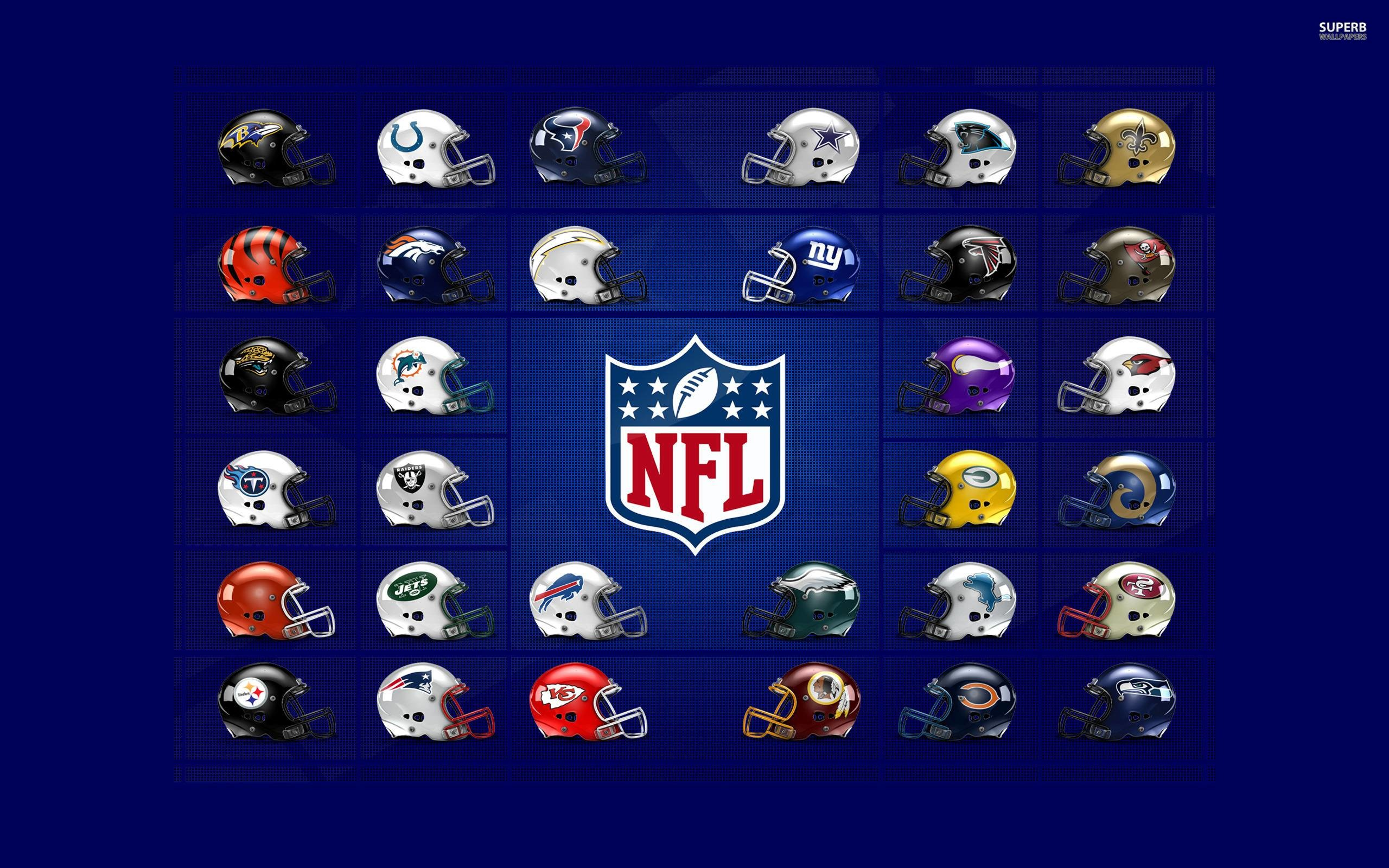 2560x1600 NFL Logos wallpaper - Sport wallpapers - #