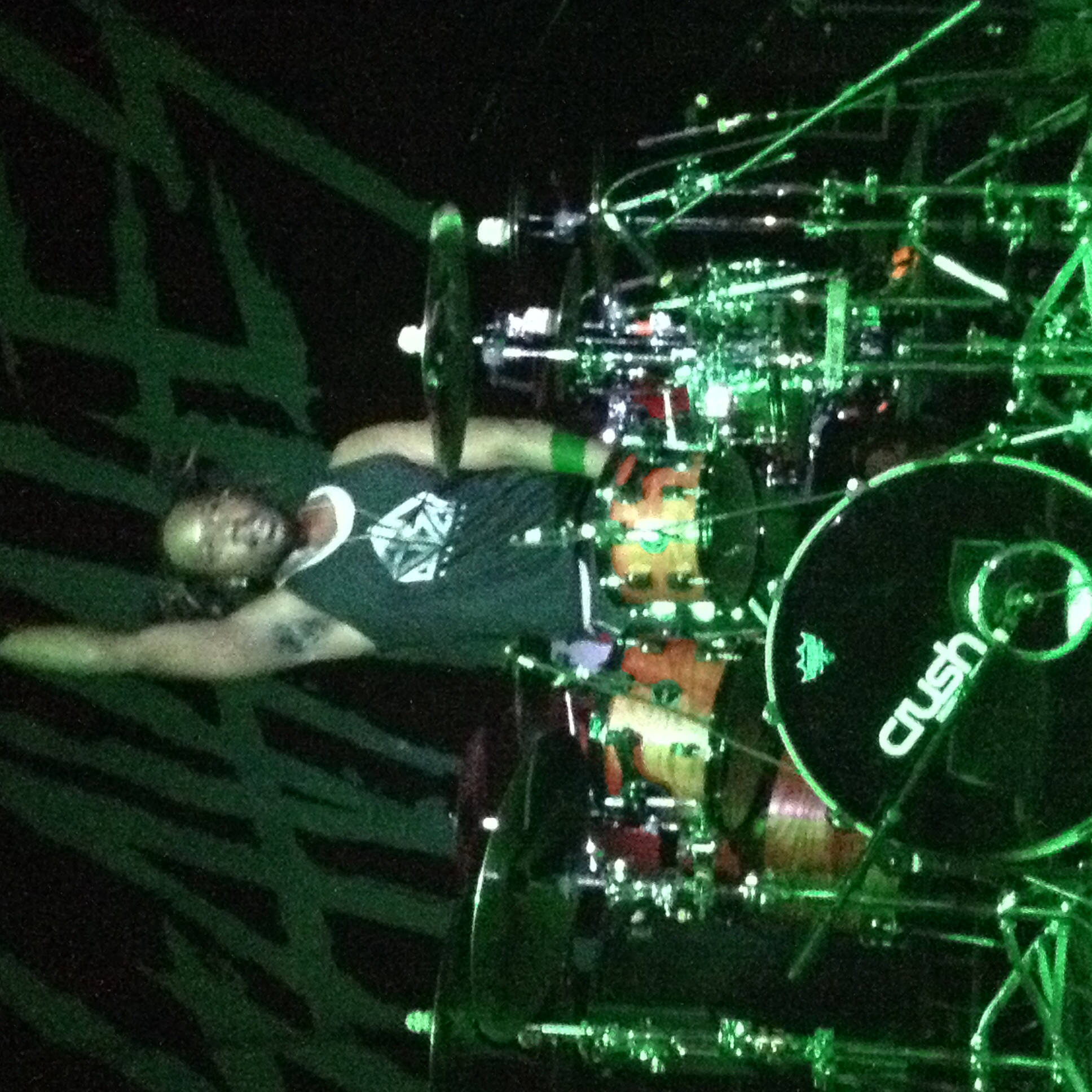 1936x1936 Manny the drummer; Ghost Town Band. (: