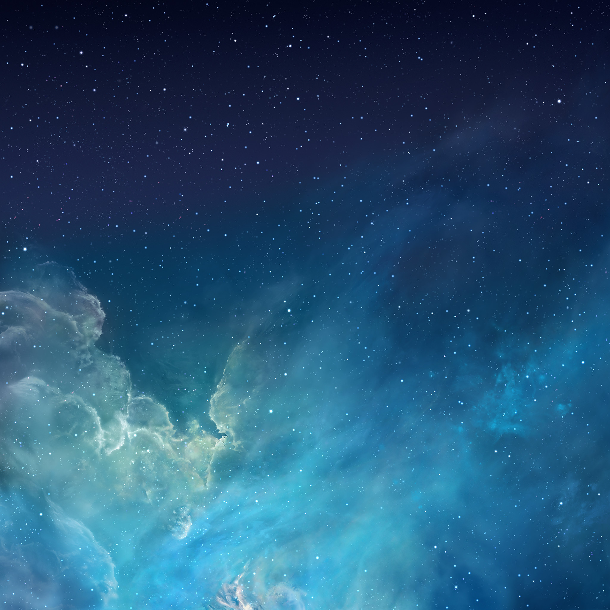 2048x2048 ... Galaxy, Space, Sky, IOS 7 Wallpapers HD Desktop and