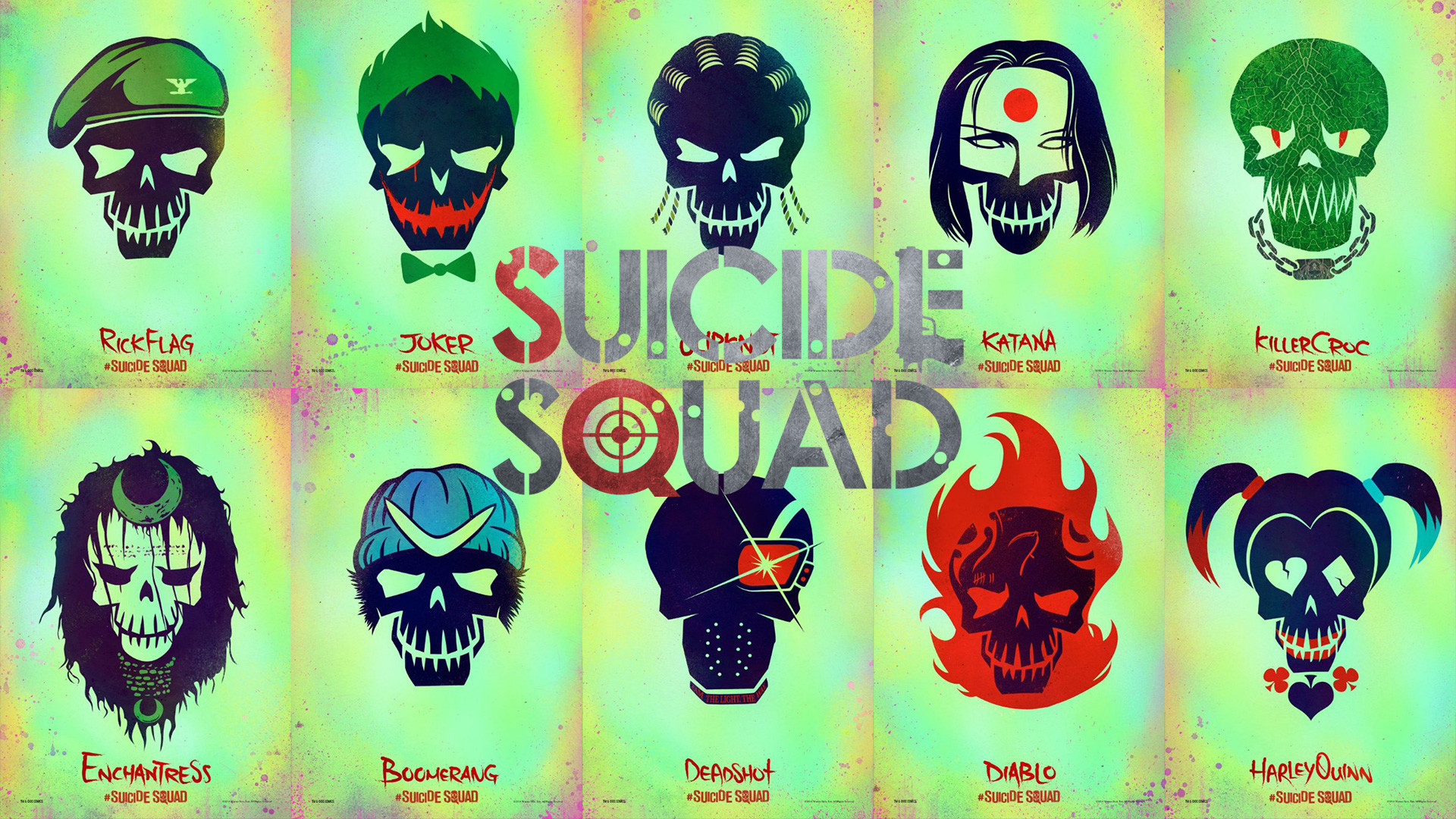 1920x1080 Suicide Squad movie wallpaper hd Free HD Wallpapers, Images, Stock .