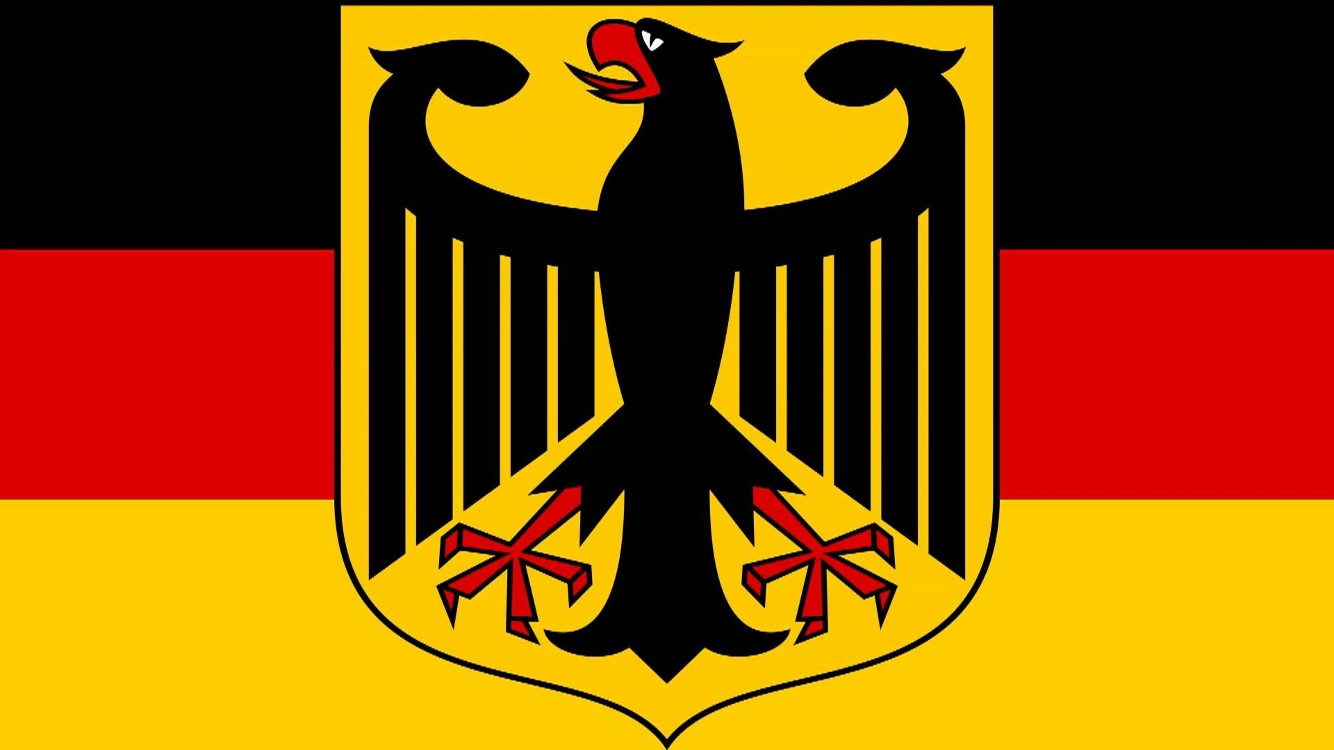 1920x1080 For German Flag Eagle Tattoo