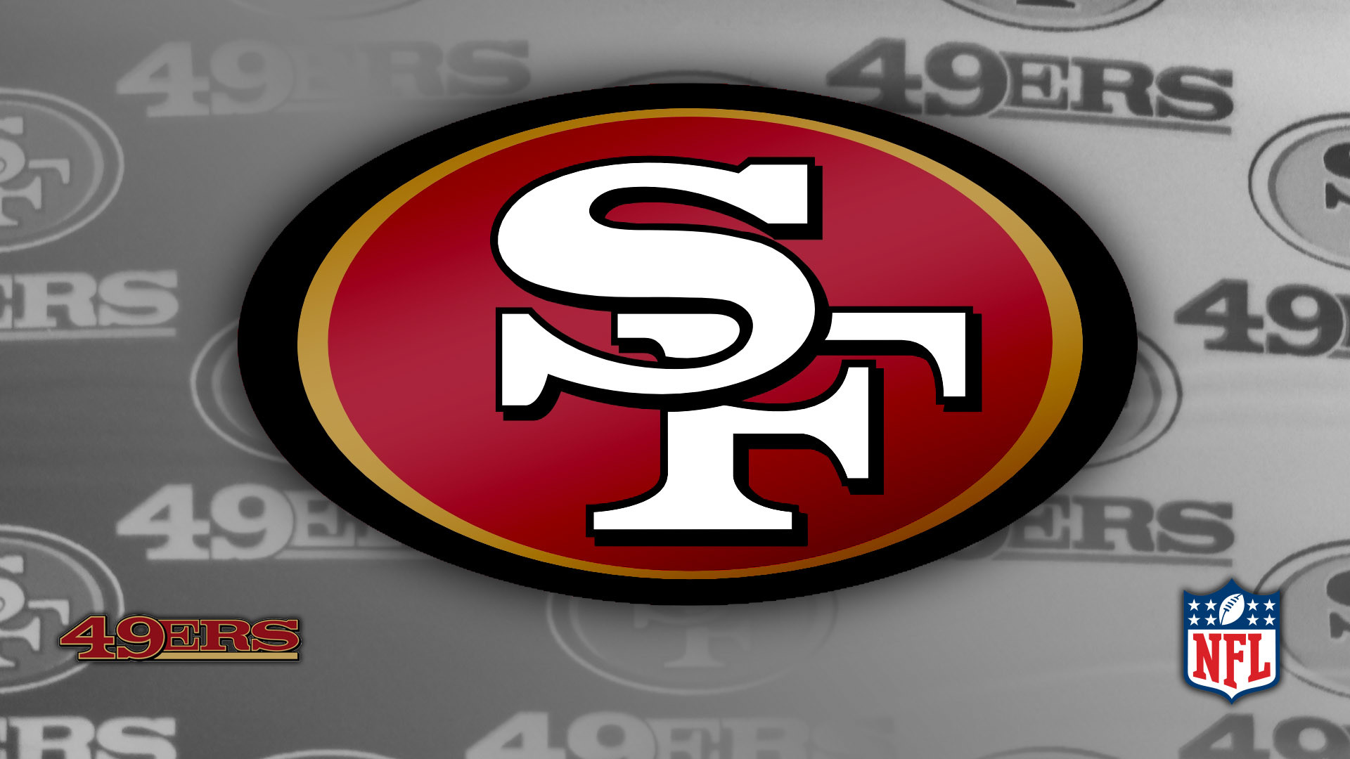 1920x1080 49ers San Francisco Forty Niners 1600x1200 Standard Enter Wallpapers