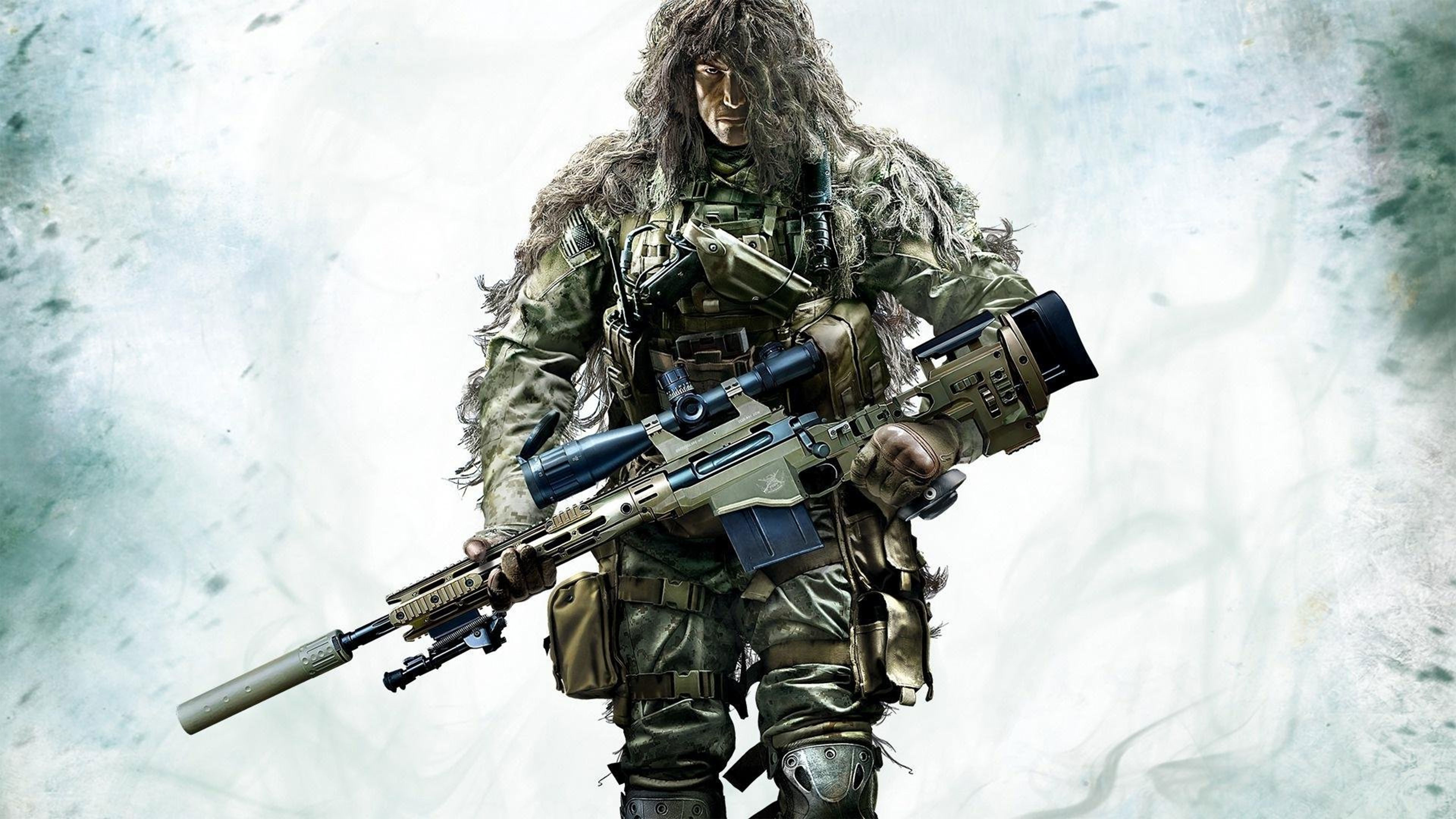 3840x2160 Sniper Ghost Warrior 3 4K Wallpaper ...